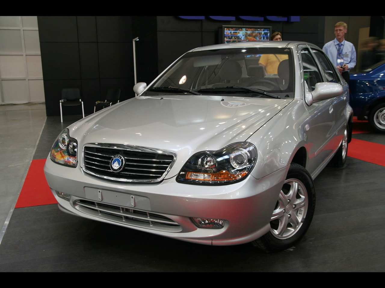 geely ck 2008 images #3