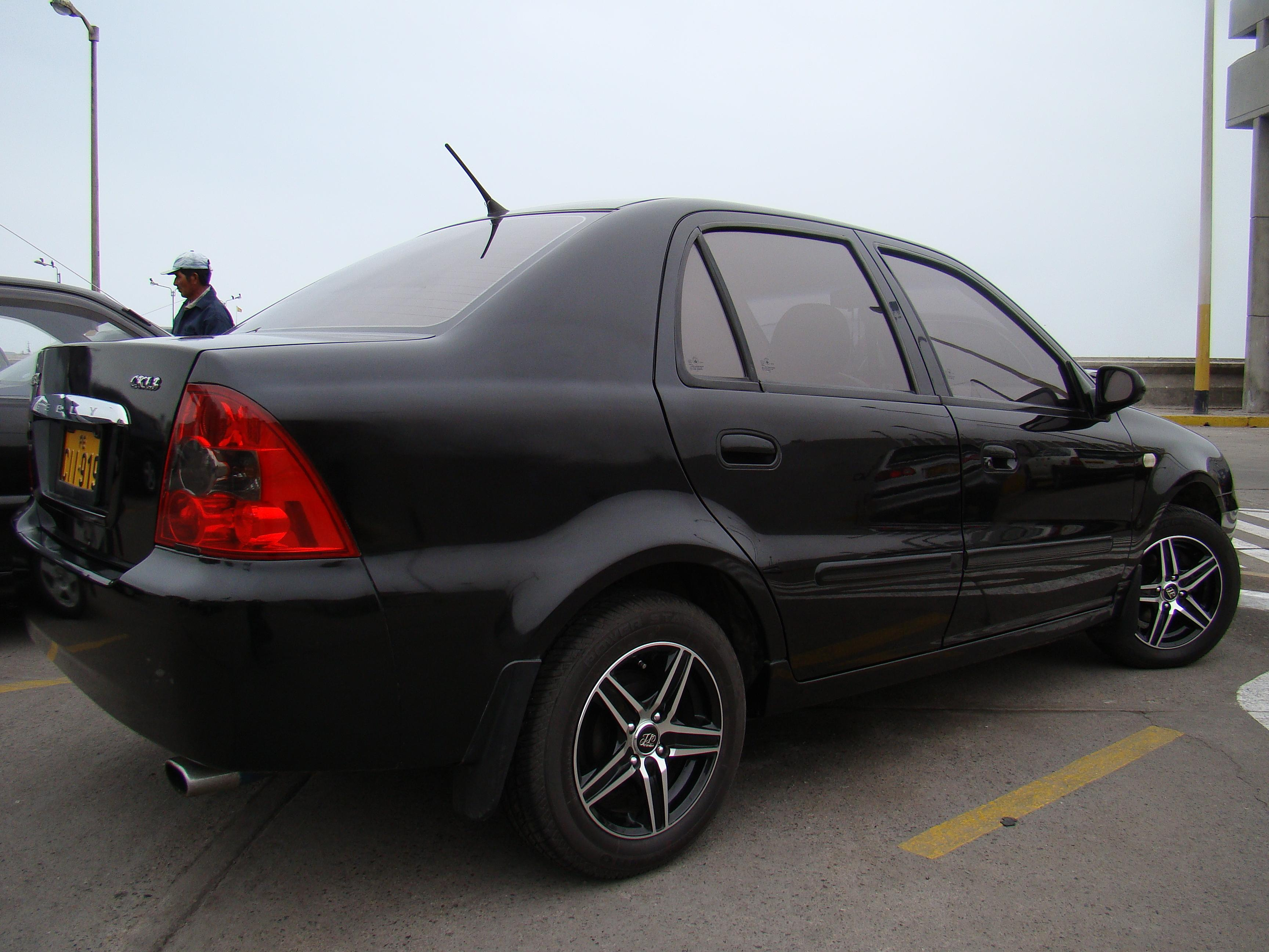 geely ck 2008 pictures