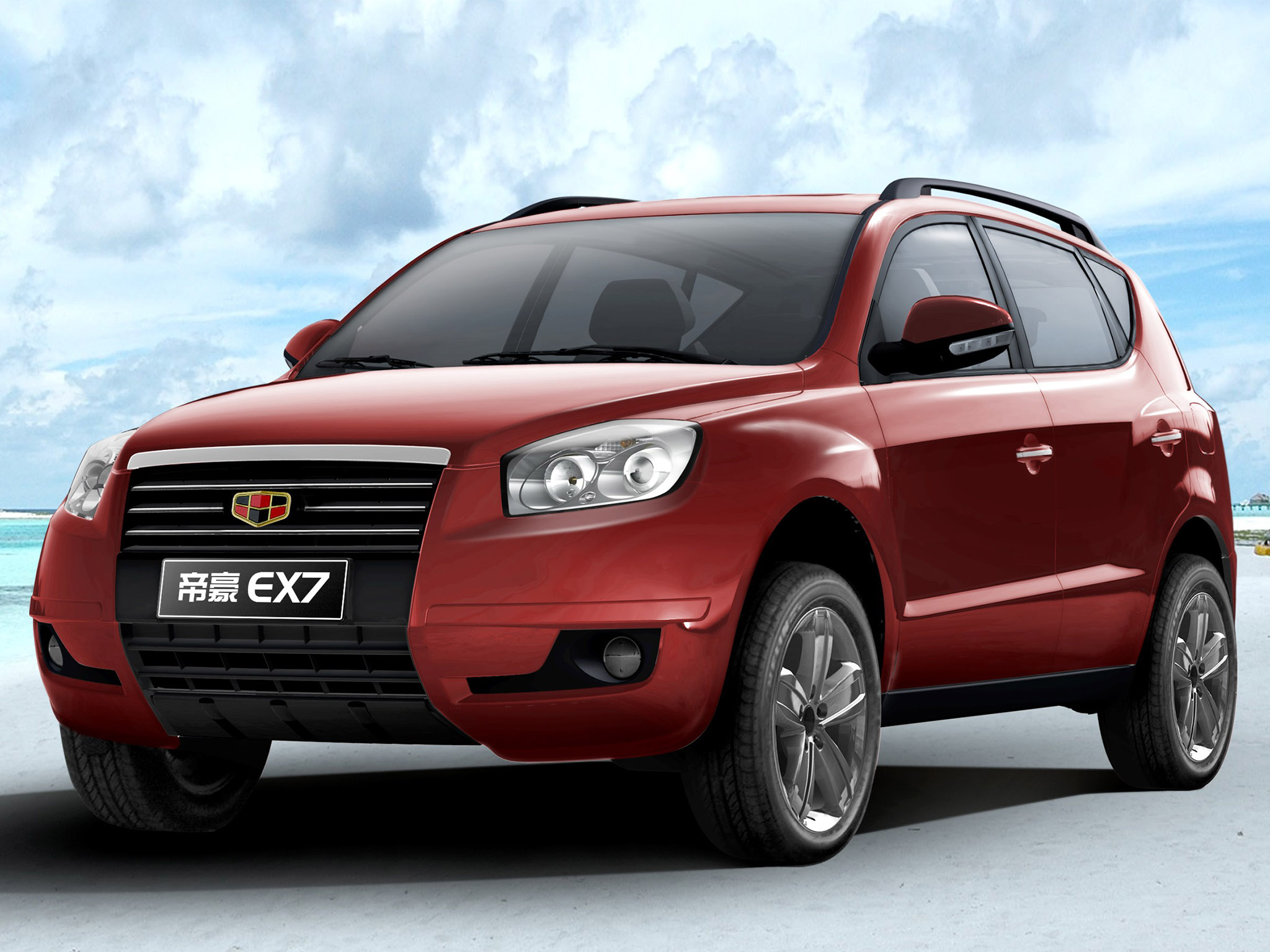geely ex 7 pictures #3