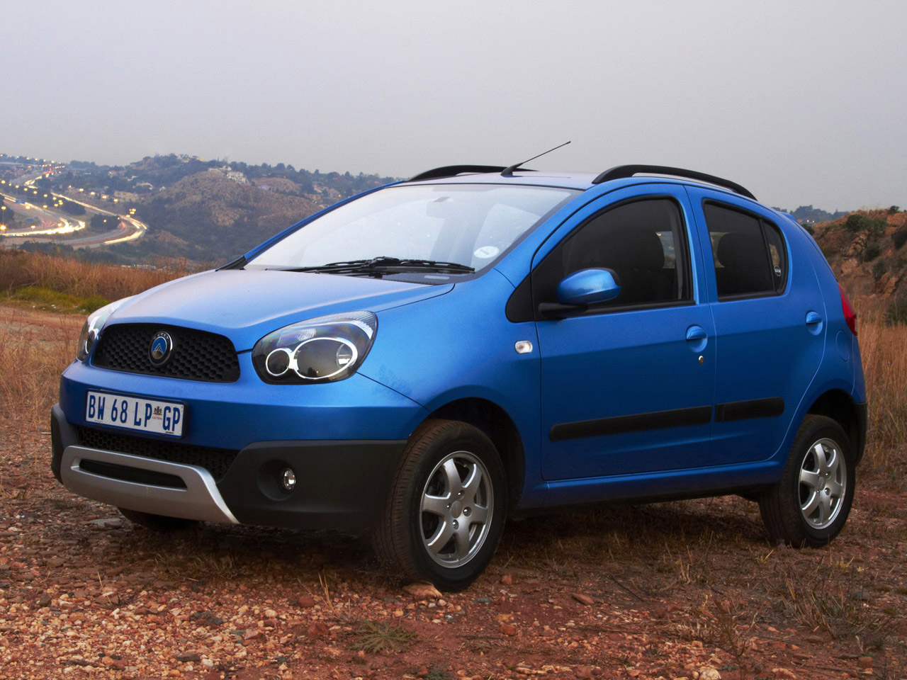 geely lc-cross #4
