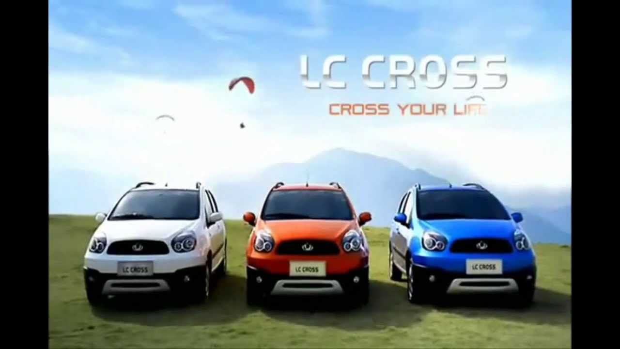 geely lc-cross #12