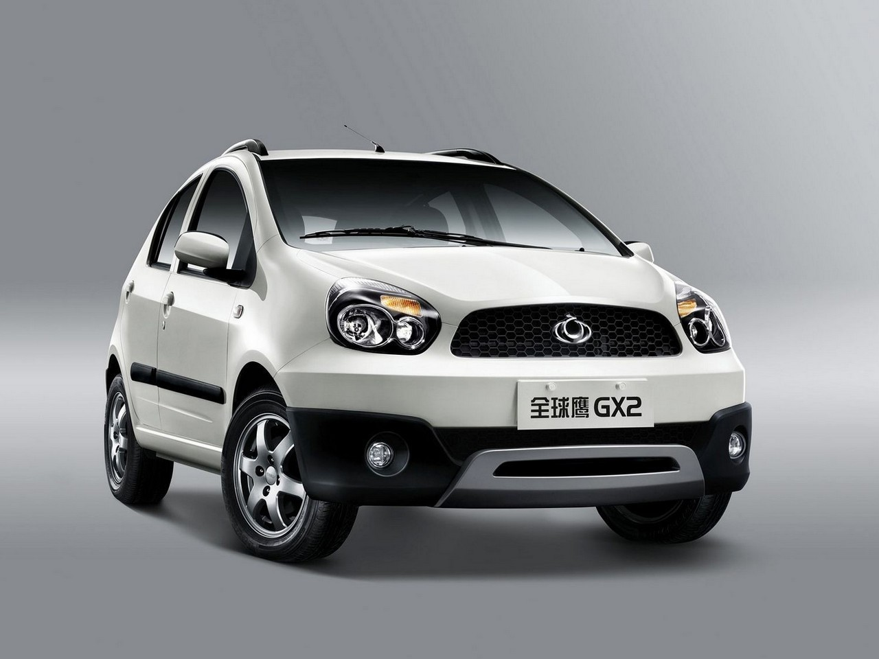 geely lc-cross pictures #13