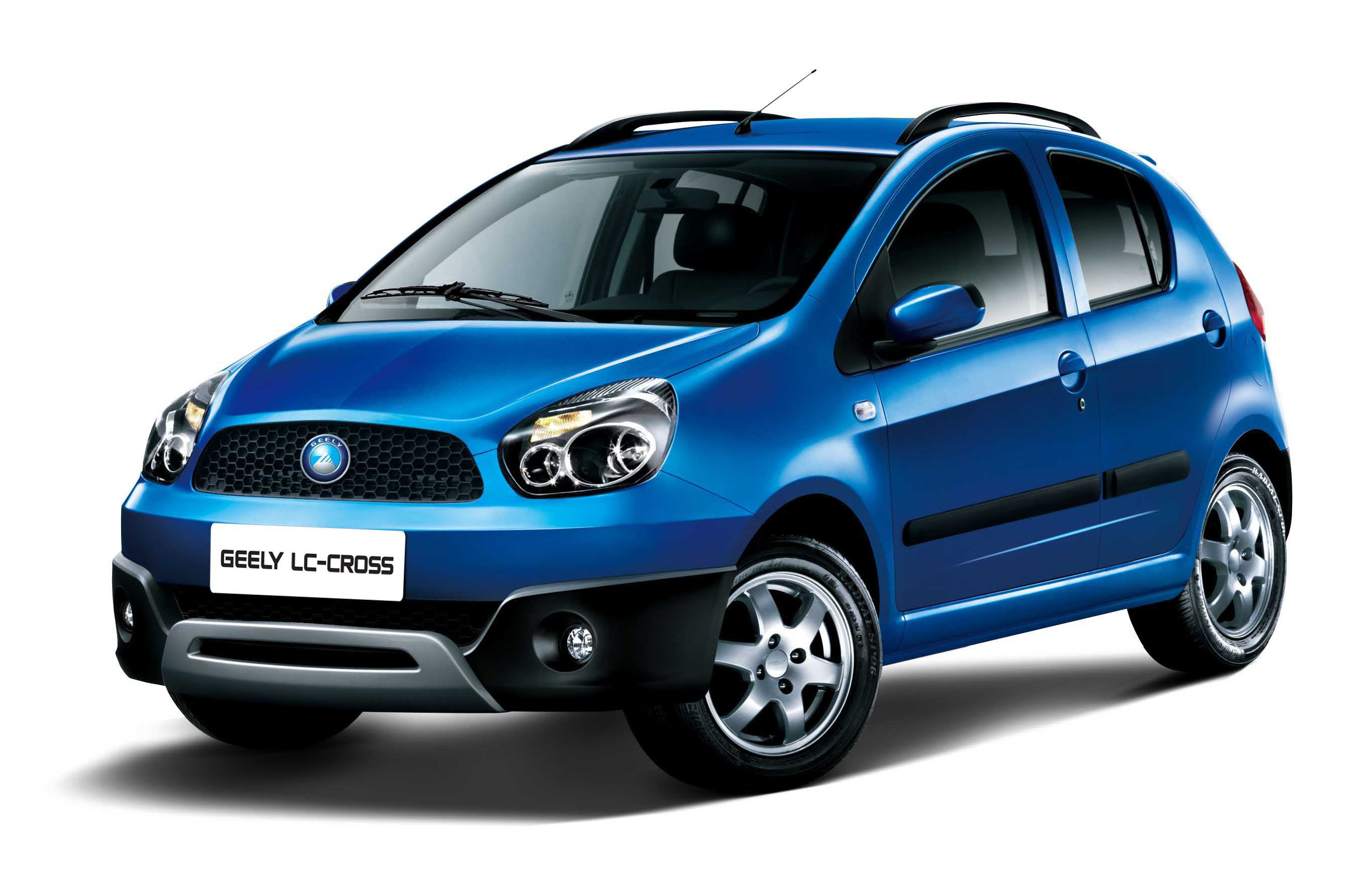 geely lc-cross seriess #1