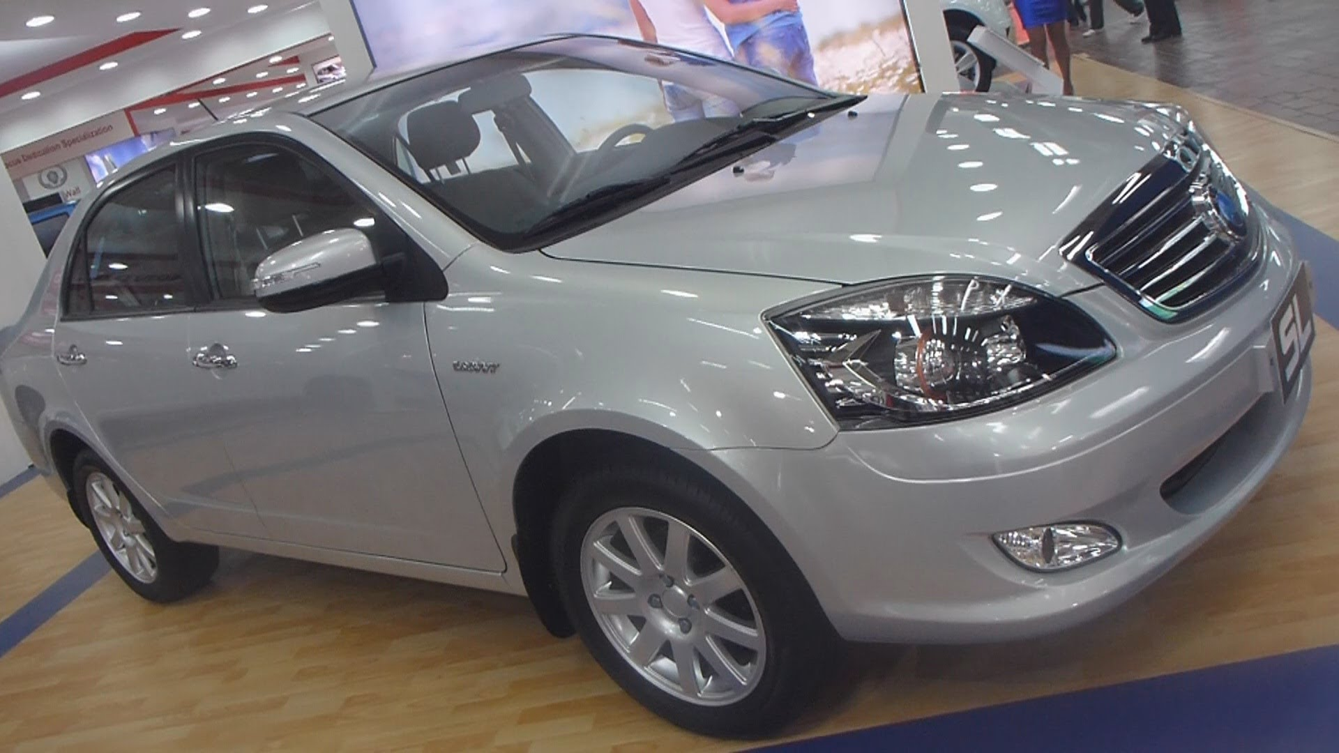 geely maple images