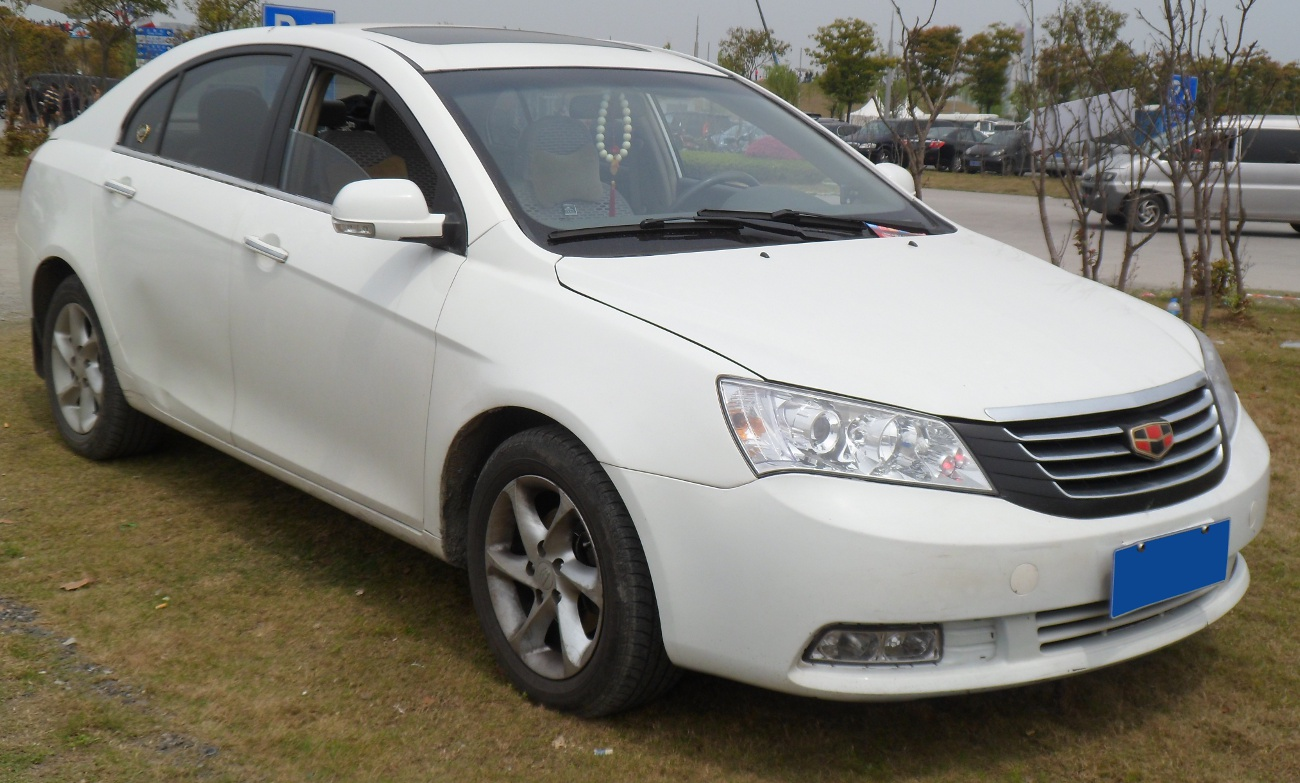 geely maple seriess