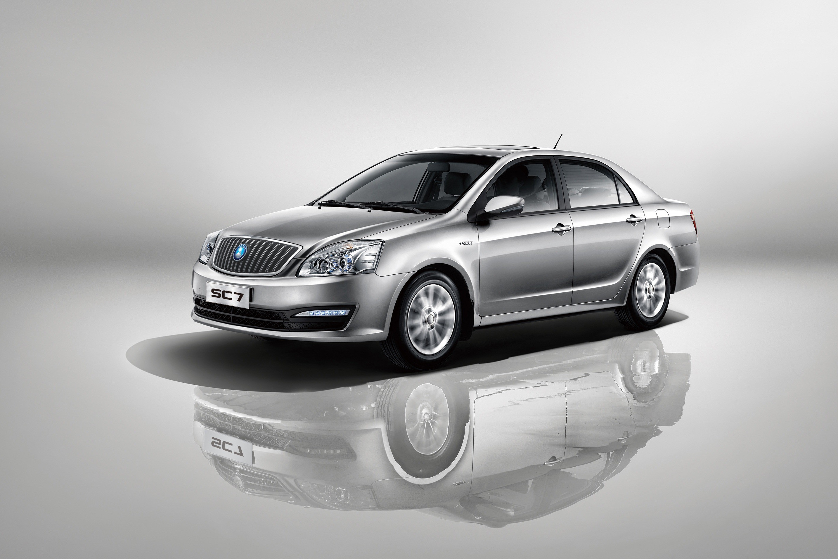 geely sc 7 images #6