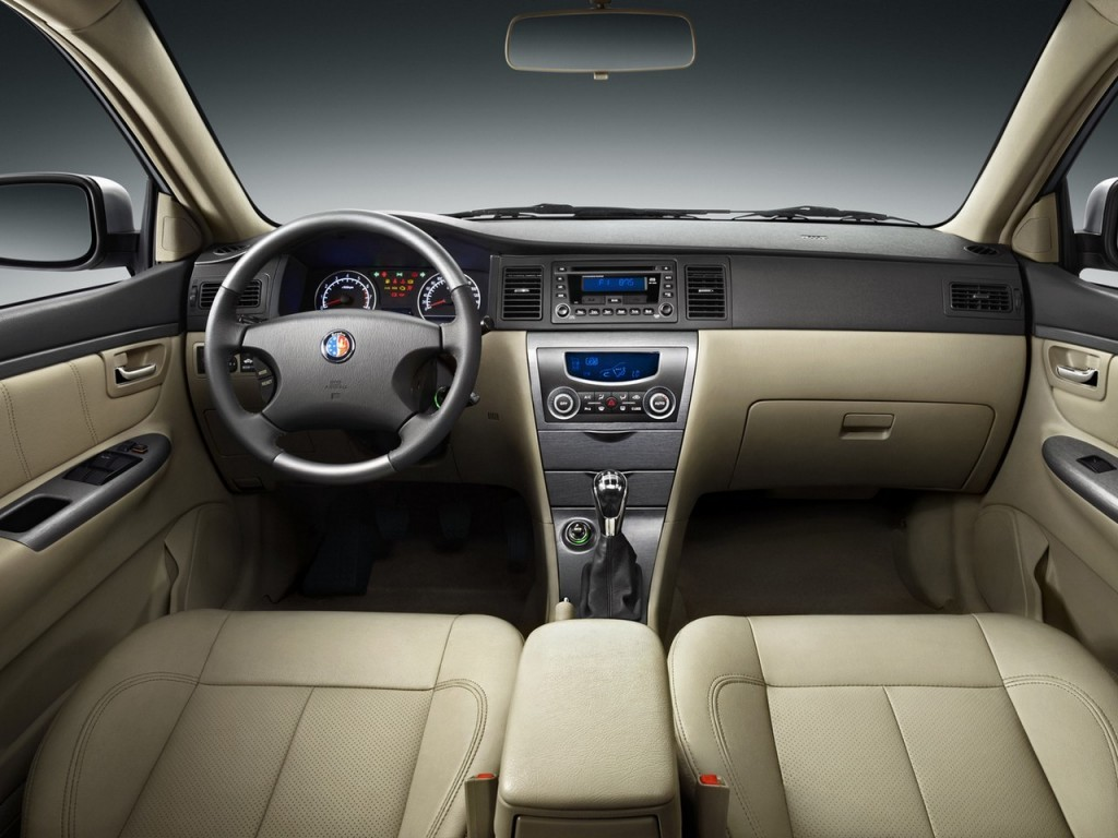 geely sc 7 pictures #1