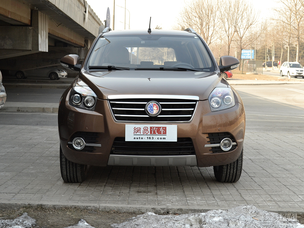 geely sx 7 pictures #4