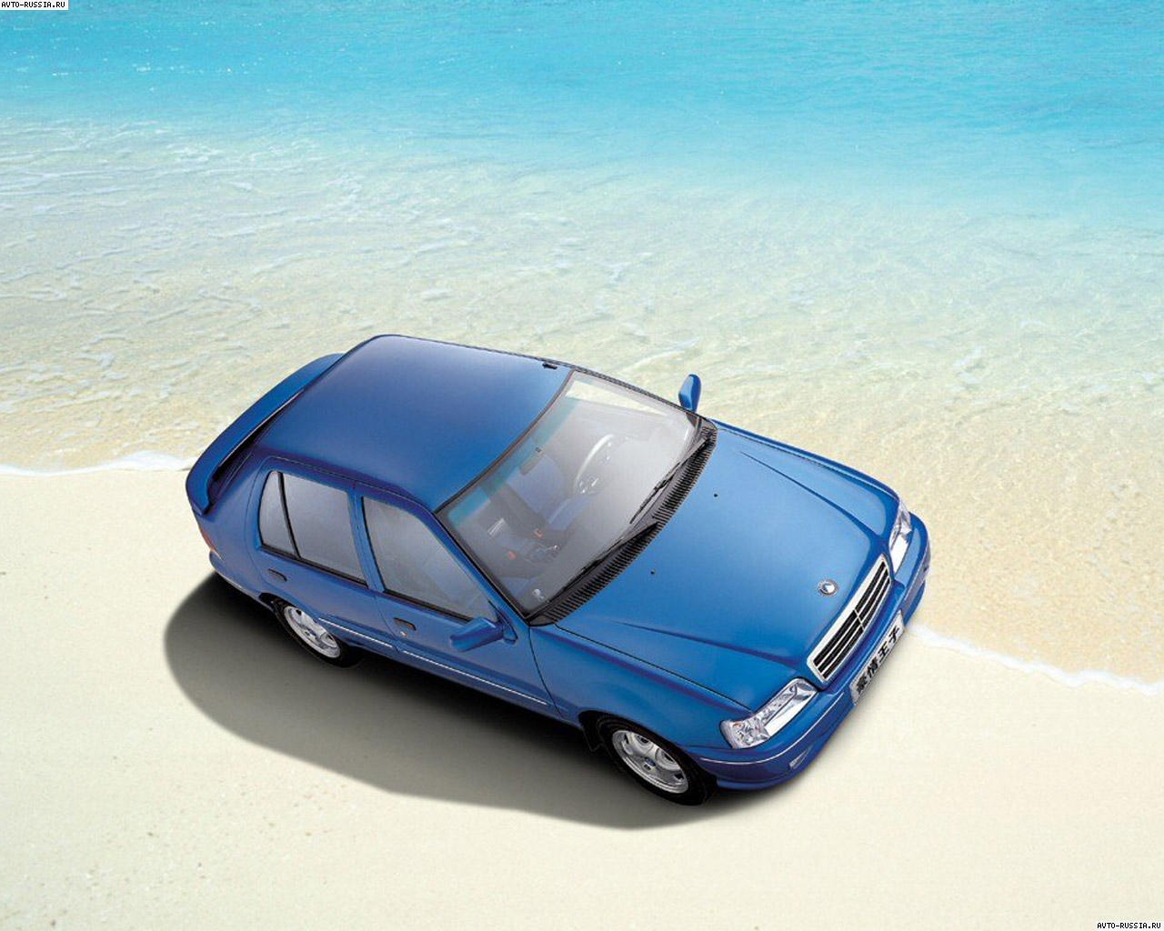 geely uliou 2003 wallpaper