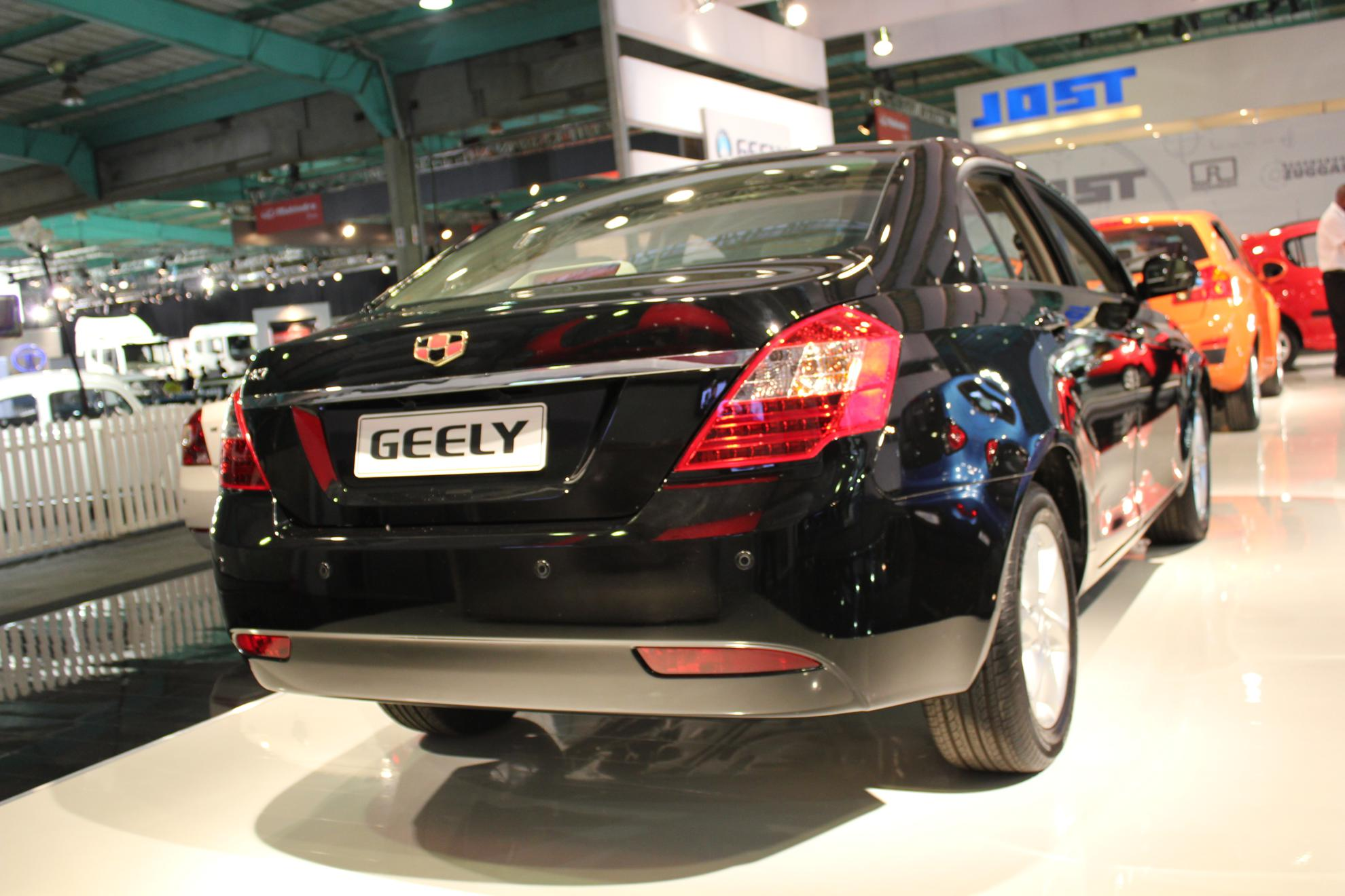 geely wallpaper