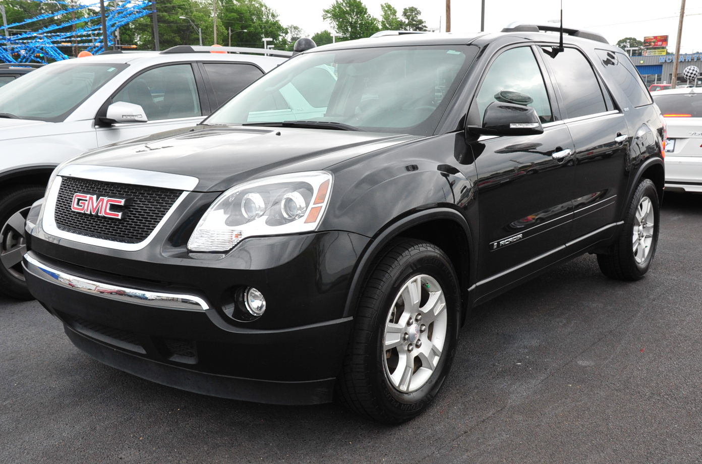 2008 gmc acadia pictures information and specs auto. Black Bedroom Furniture Sets. Home Design Ideas