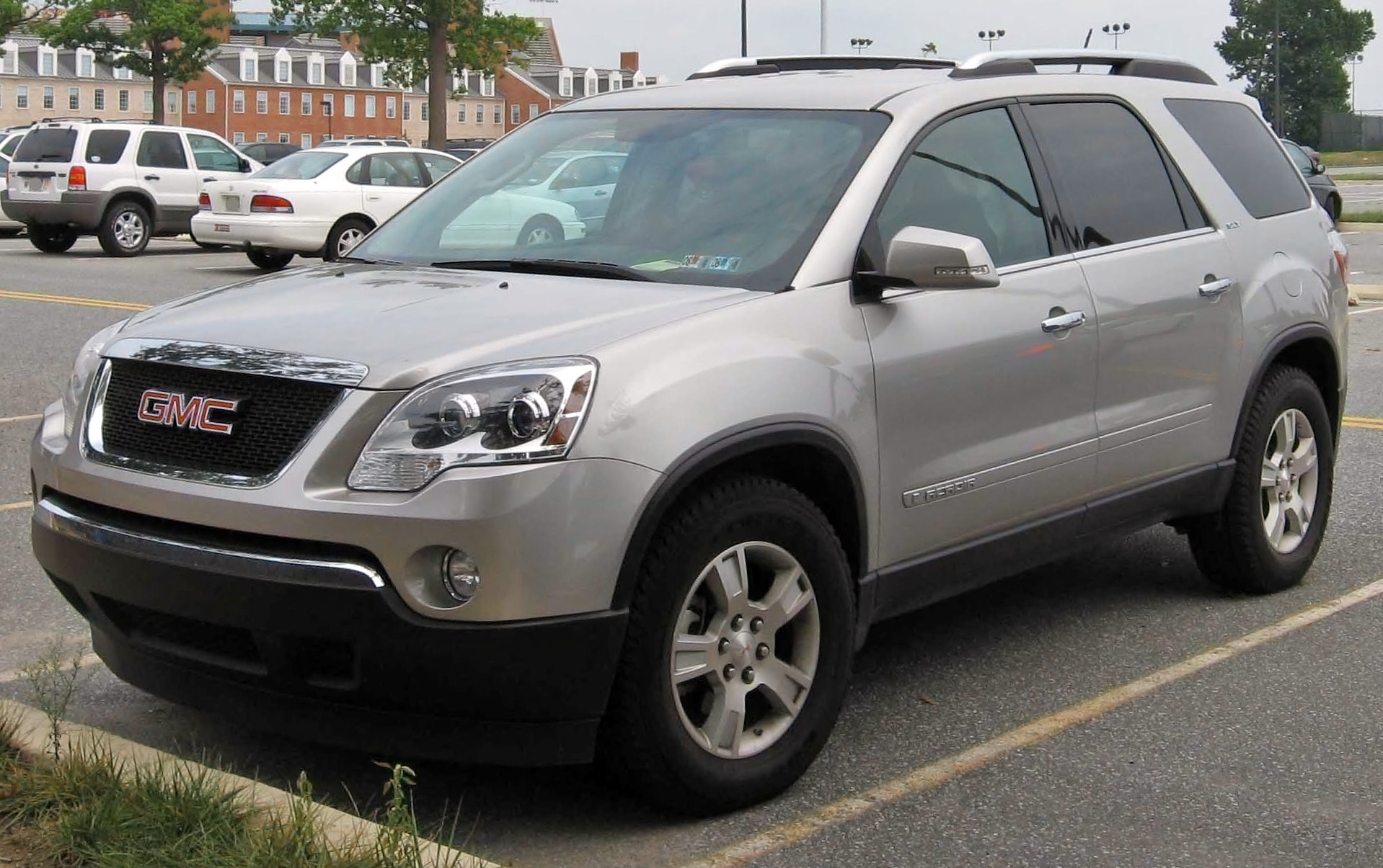 2009 gmc acadia pictures information and specs auto. Black Bedroom Furniture Sets. Home Design Ideas
