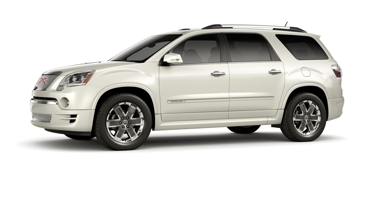 gmc acadia 2011 images #5