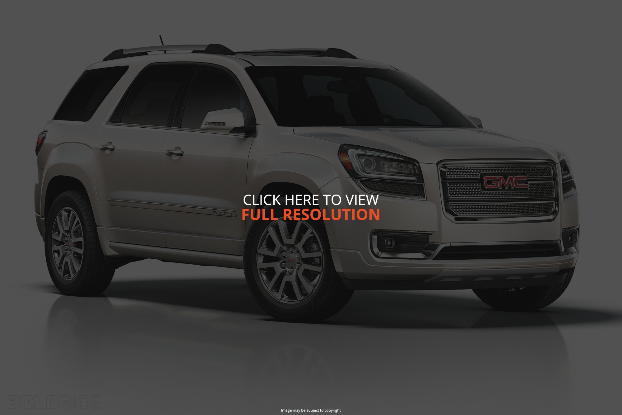 gmc acadia images #4