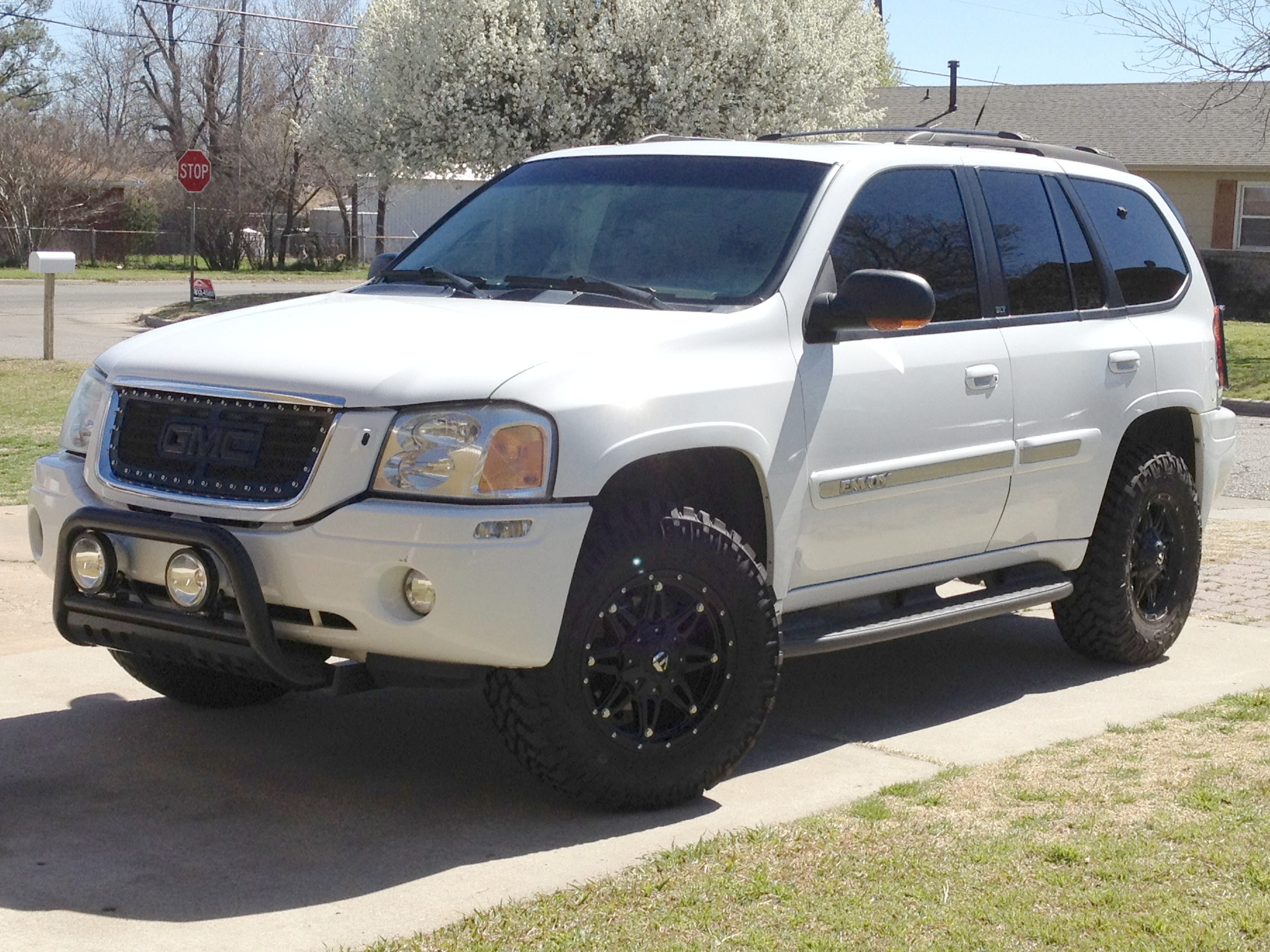 Gmc Envoy Pictures Information And Specs Auto Database Com