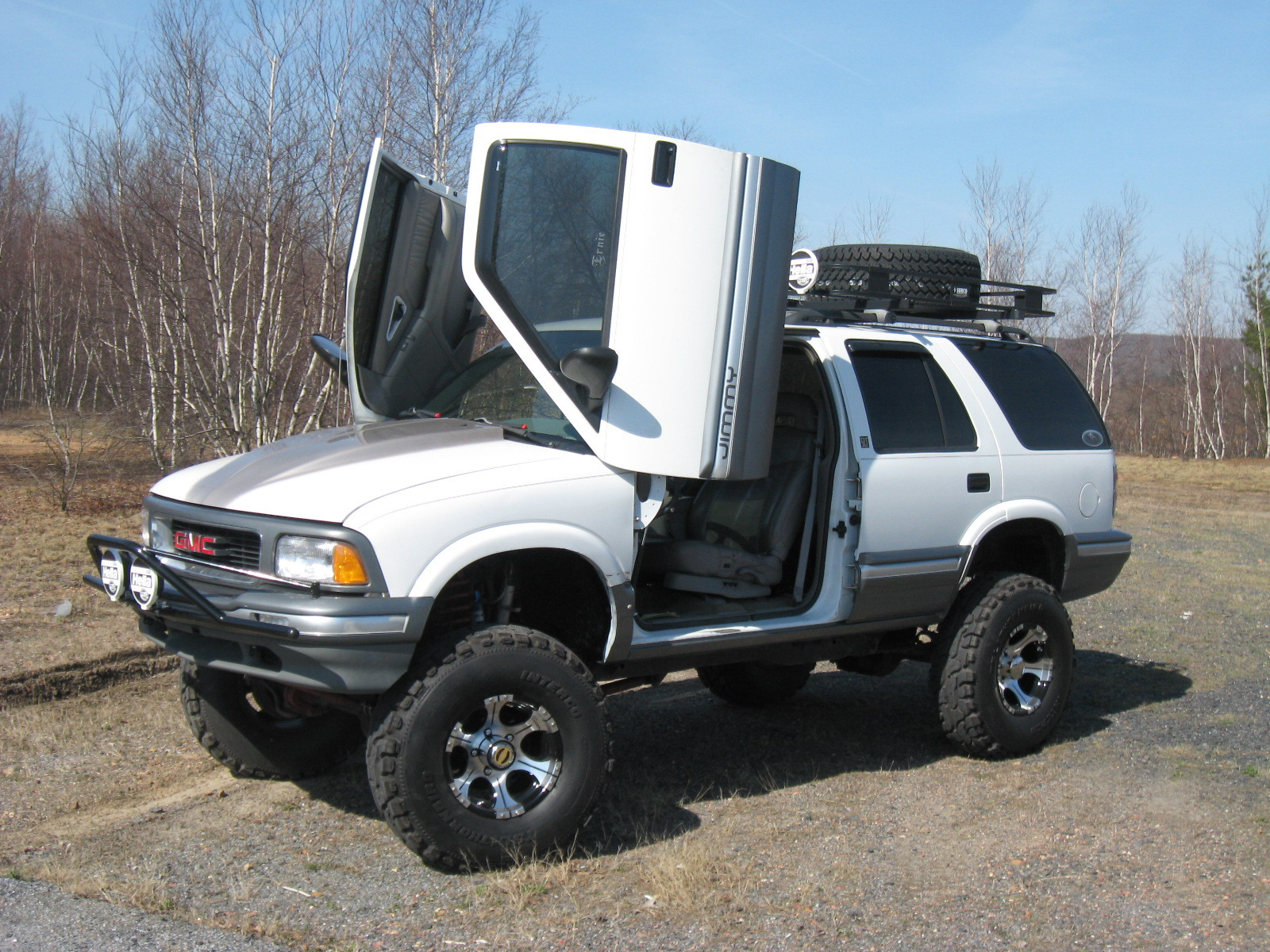 gmc jimmy images