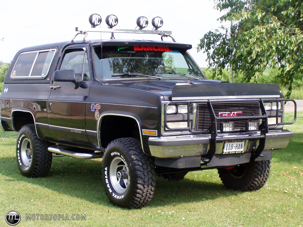 gmc jimmy wallpaper