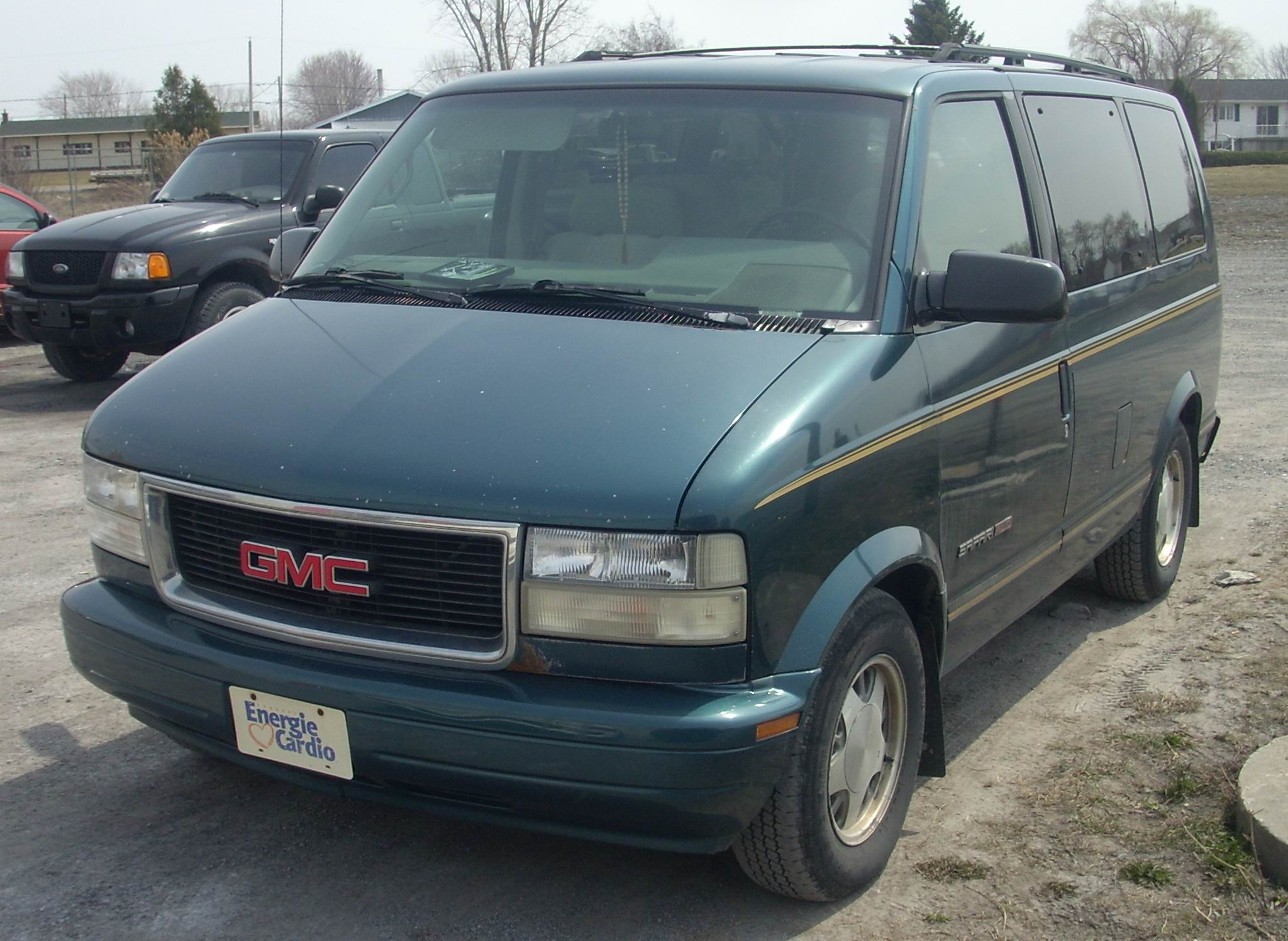 gmc safari images #2