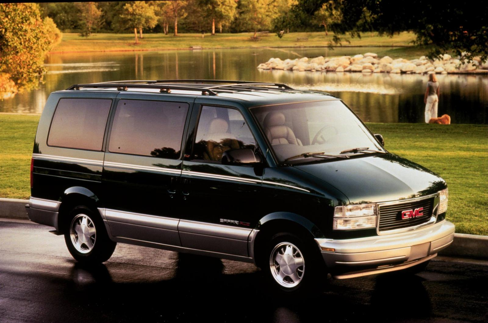 gmc safari pictures #5