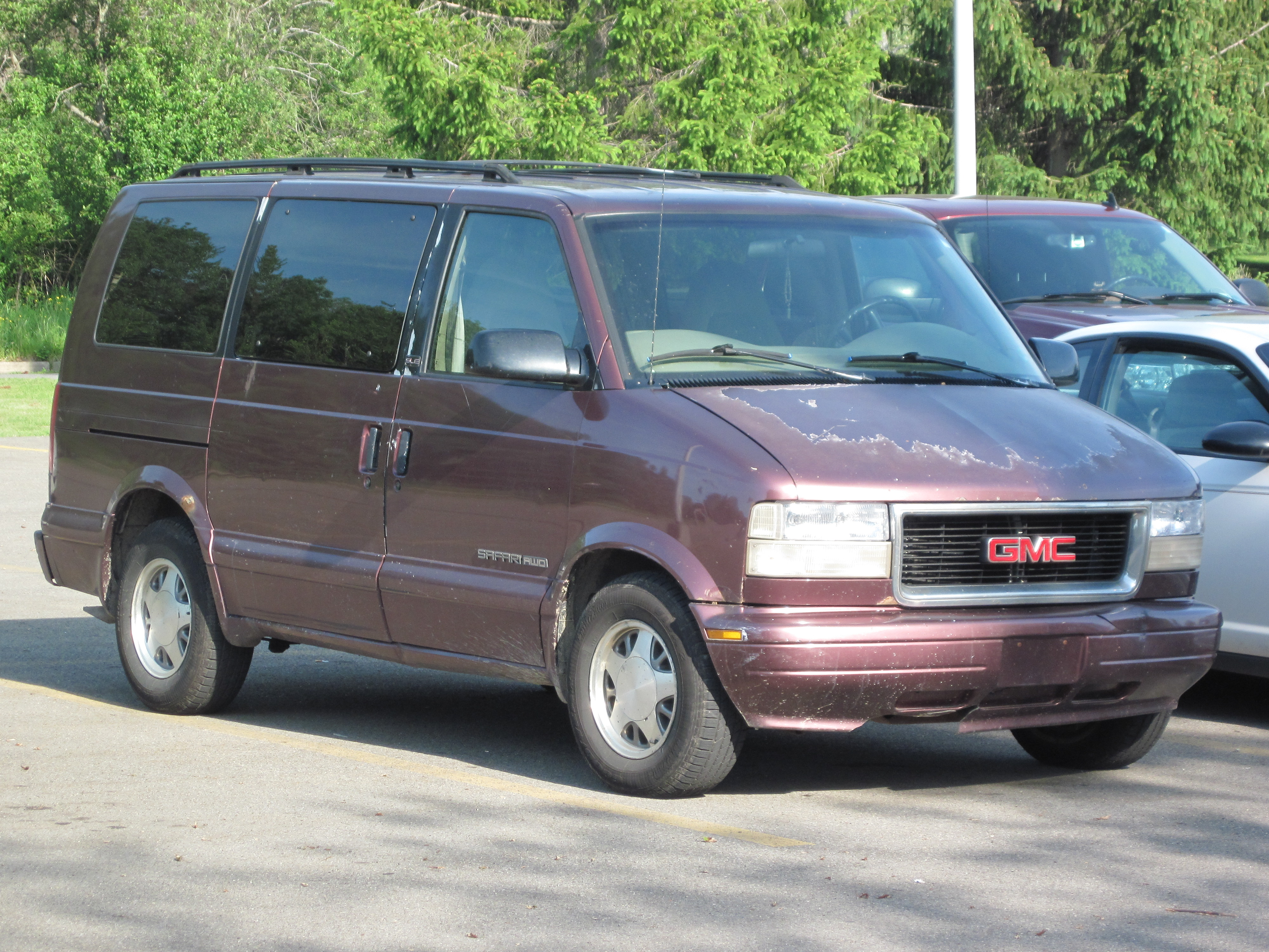 gmc safari seriess #1