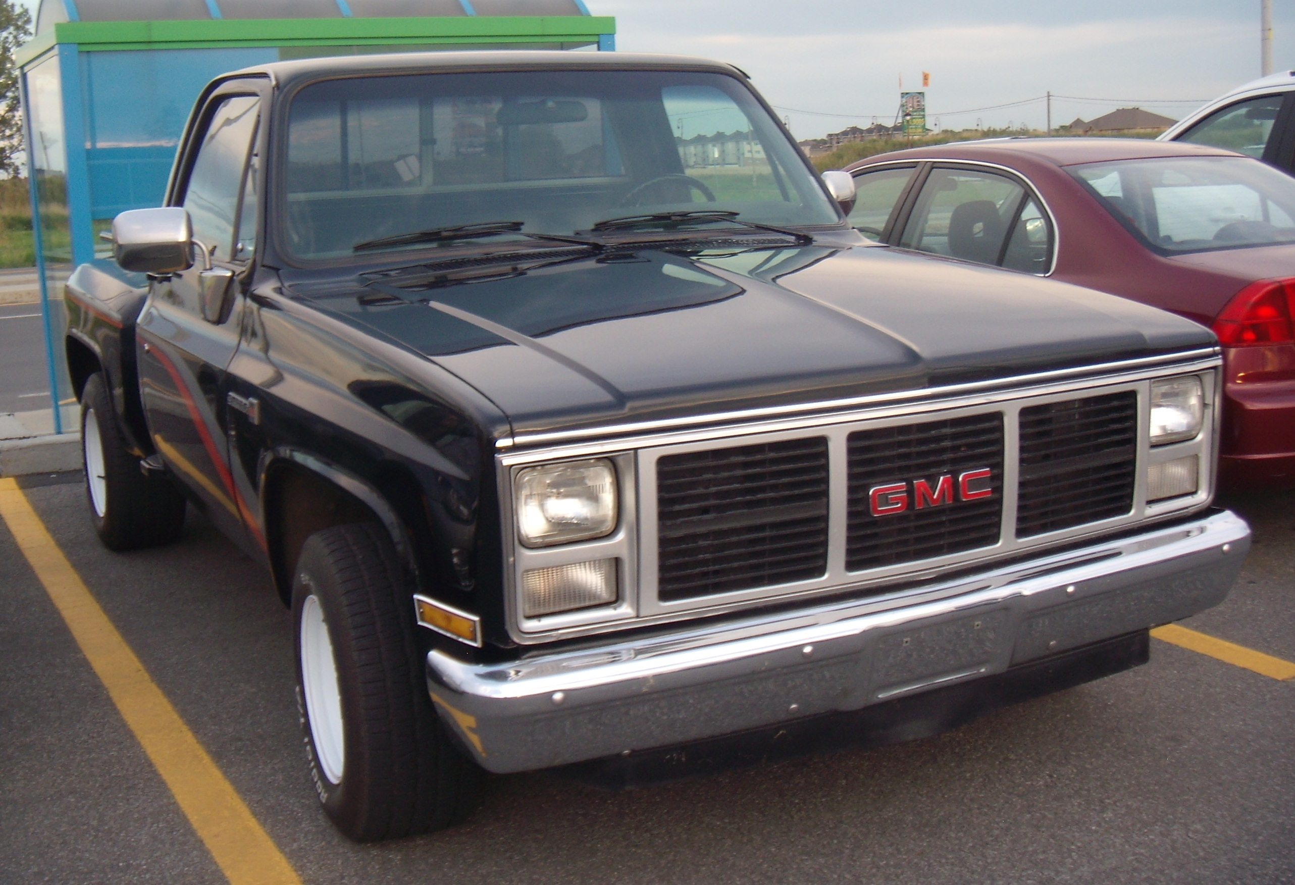 1999 Gmc Sonoma Gmt400 Pictures Information And Specs Auto 1981 Jimmy Wiring Diagram Wallpaper 15