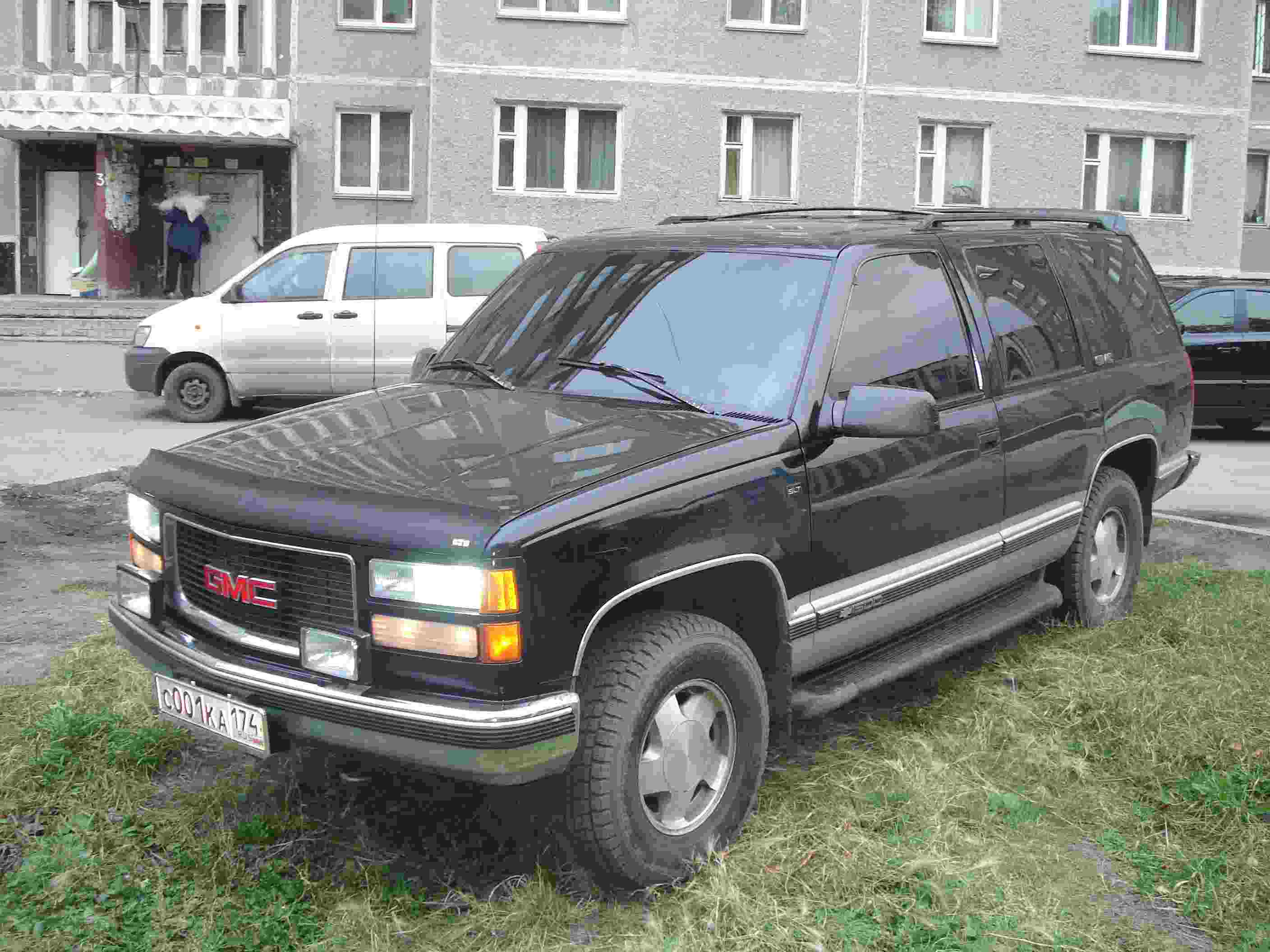 1996 gmc yukon pictures information and specs auto. Black Bedroom Furniture Sets. Home Design Ideas
