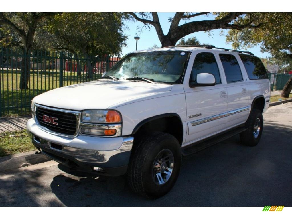 gmc yukon (gmt800) 2001 pictures