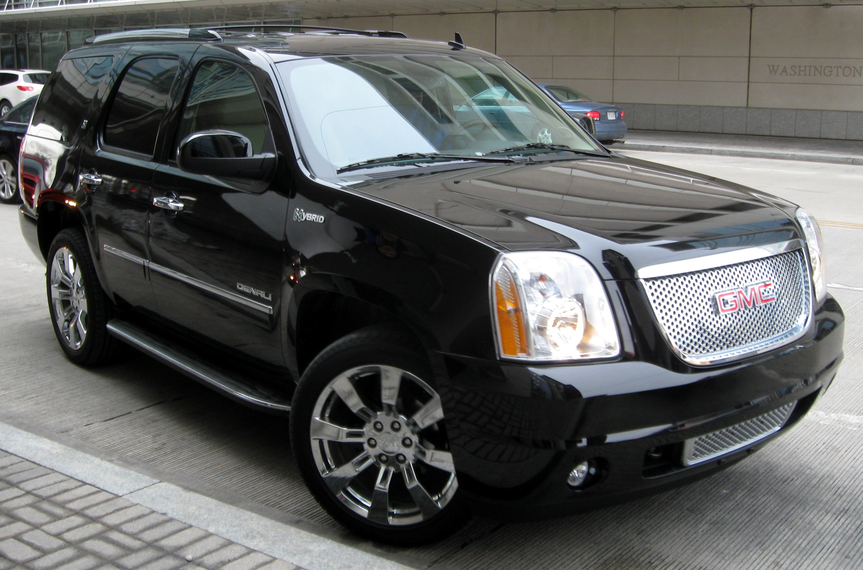 gmc yukon (gmt800) 2001 wallpaper