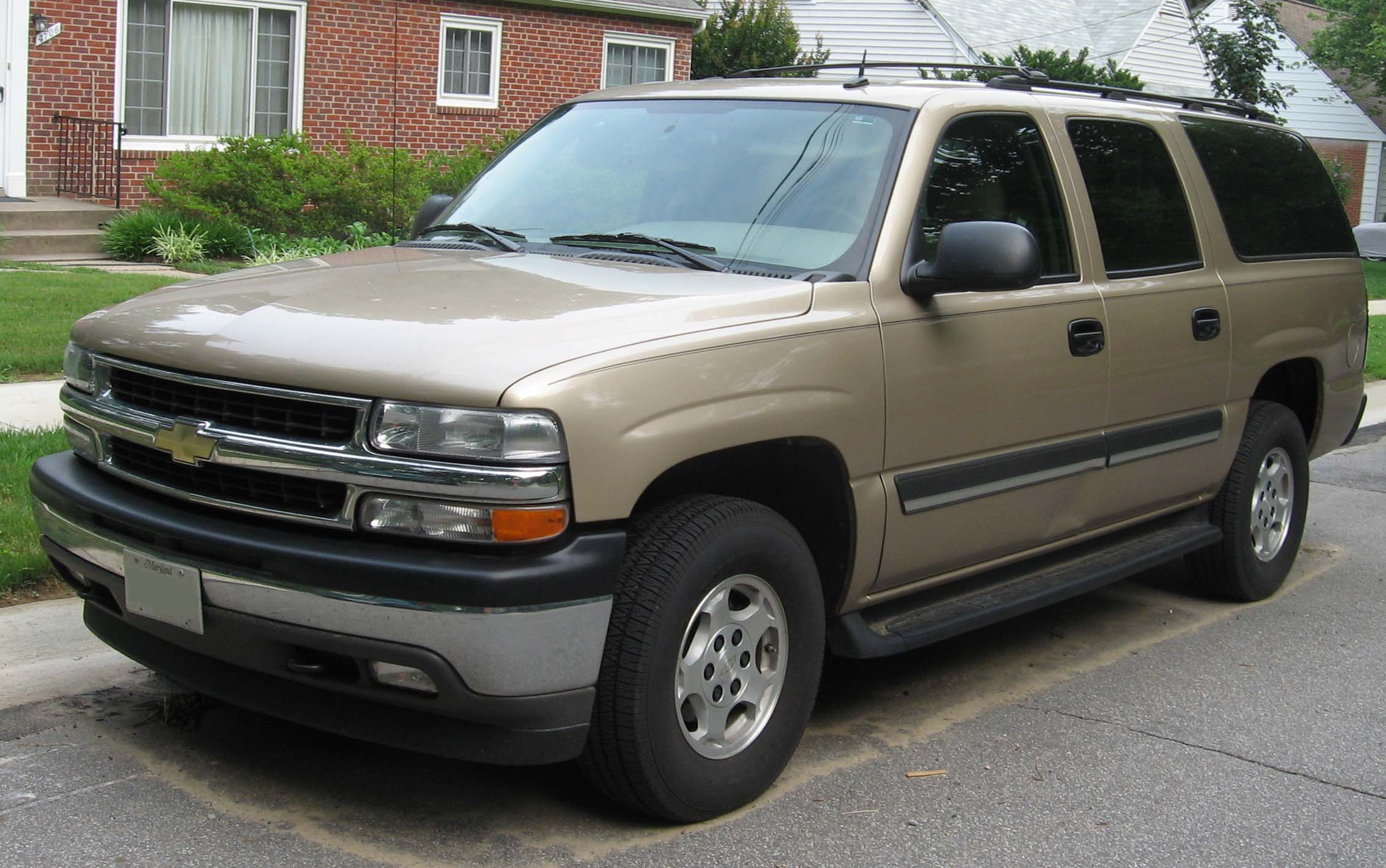gmc yukon (gmt800) 2002 models