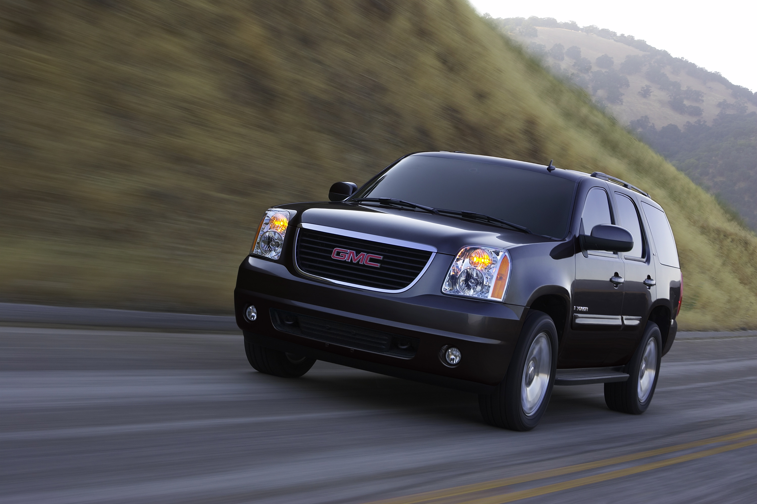 gmc yukon (gmt900) 2009 images