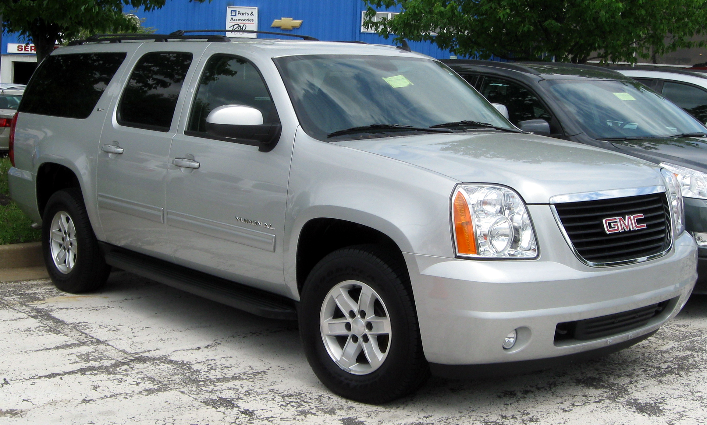 gmc yukon (gmt900) 2009 models