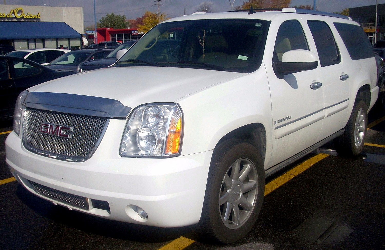 gmc yukon (gmt900) 2009 pictures