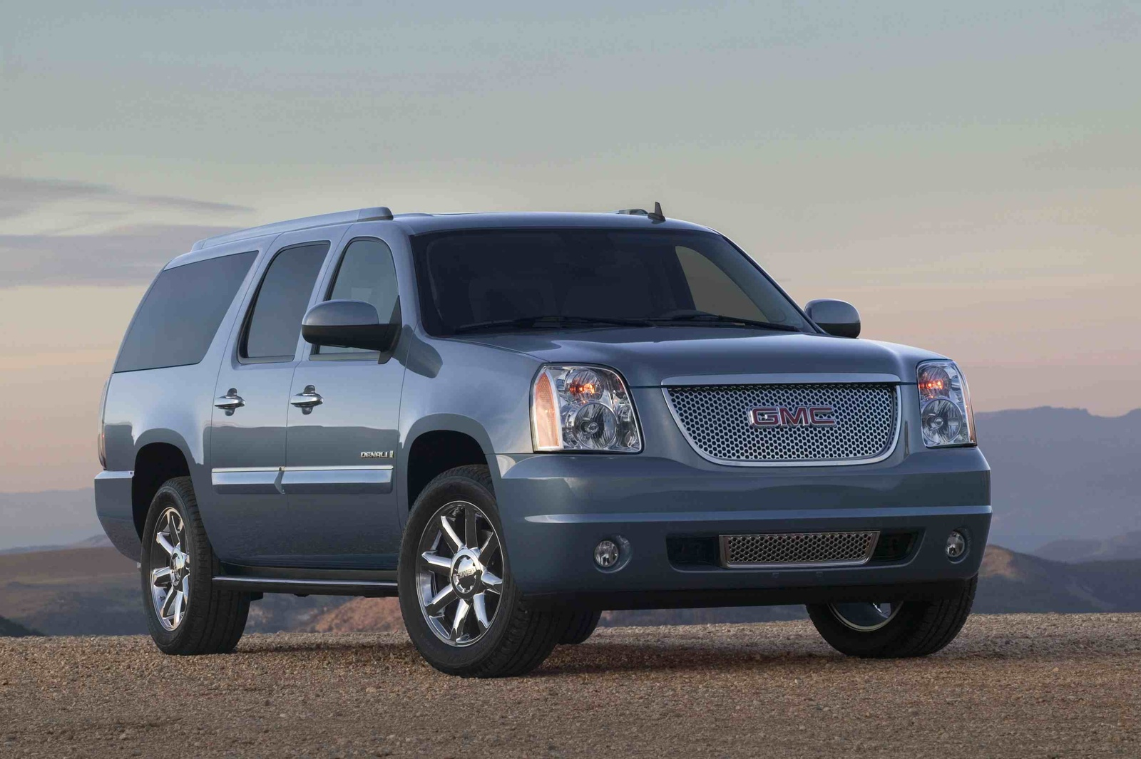 gmc yukon (gmt900) 2009 wallpaper