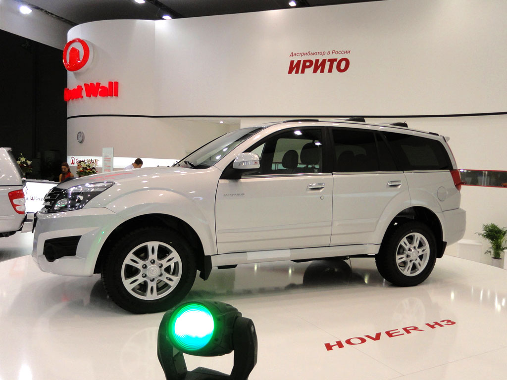 great wall hover h3 2009