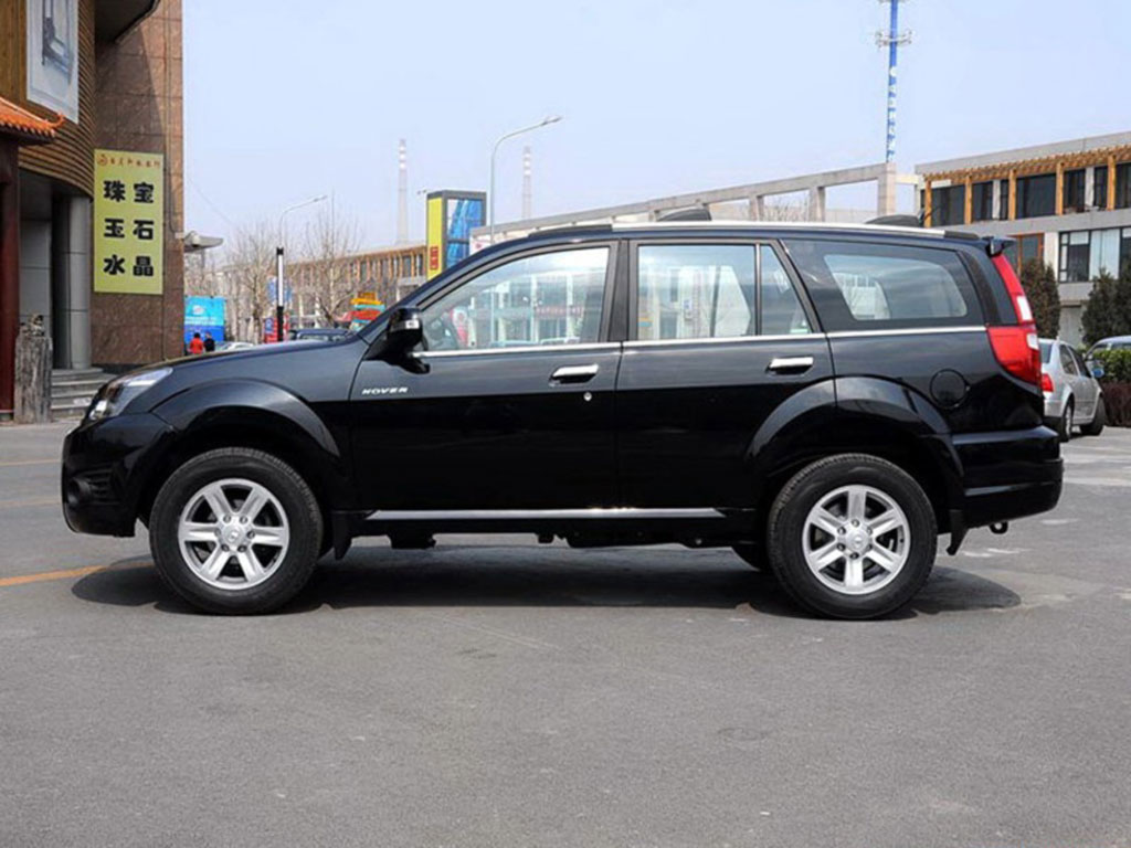 great wall hover h3 2009 pictures