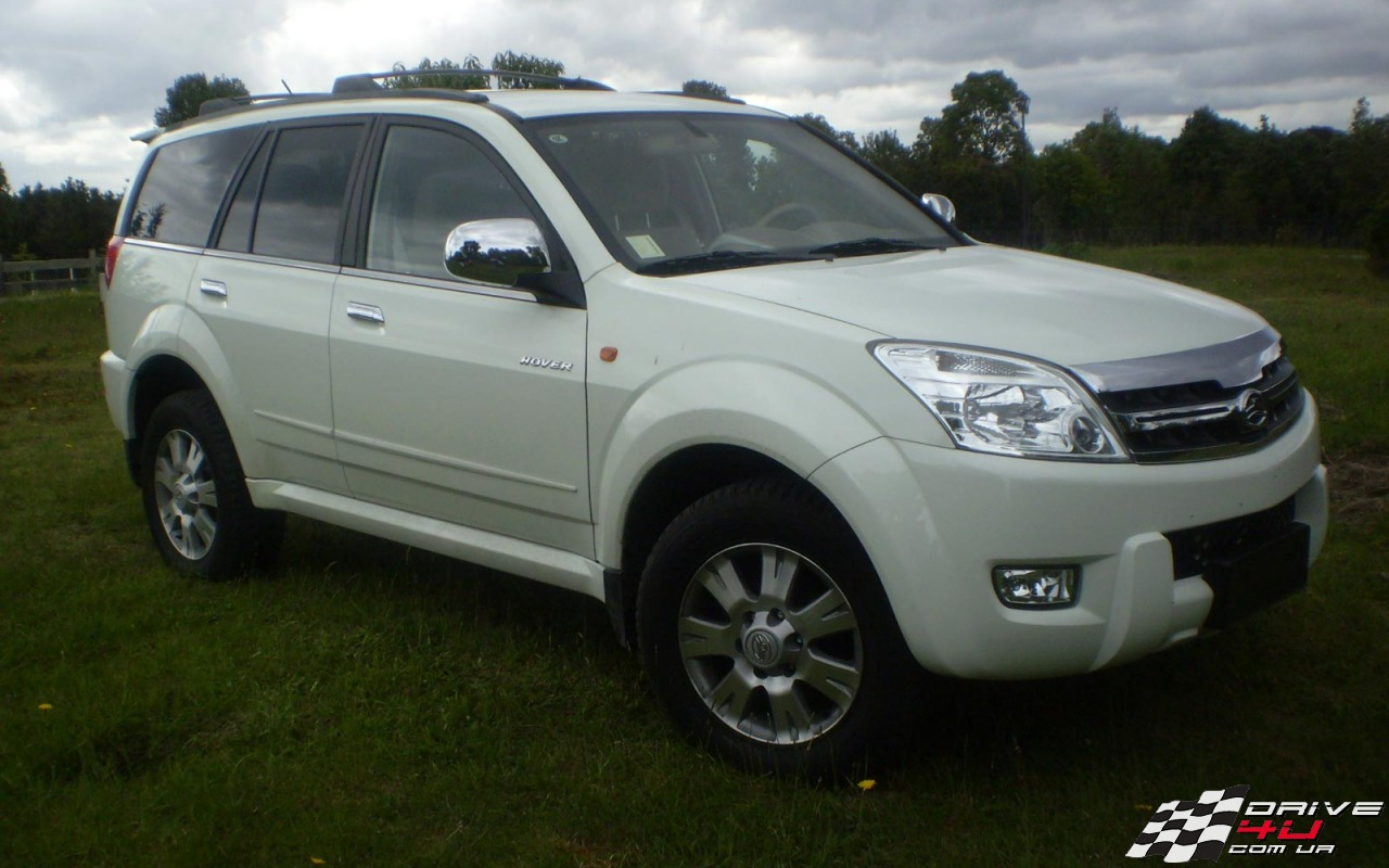 great wall hover h3 2010 pics