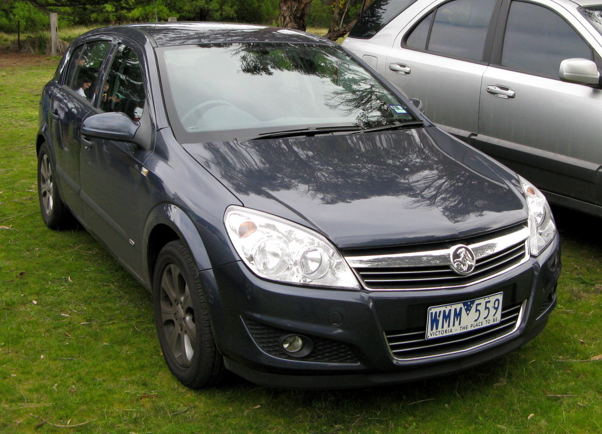 holden astra images #2