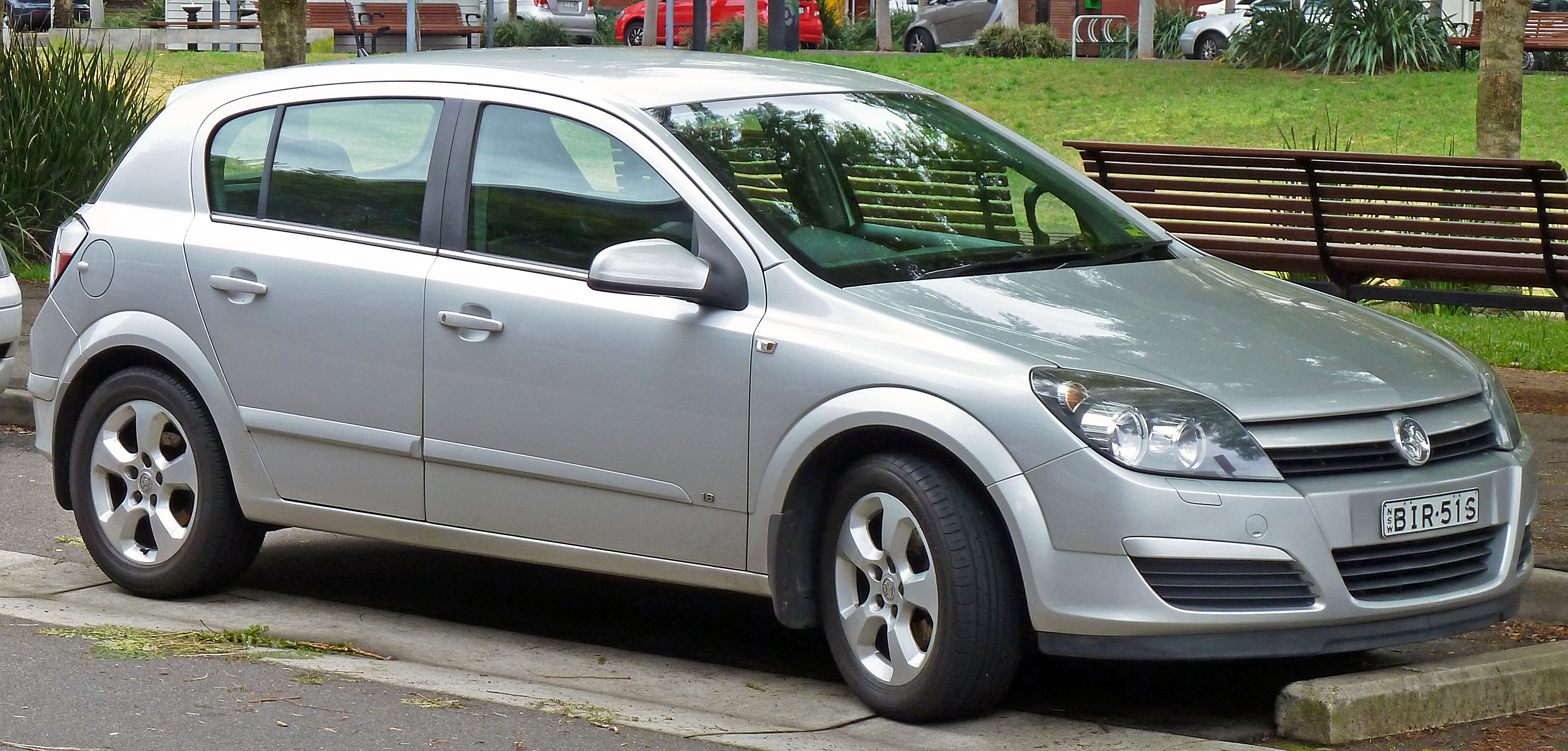holden astra pics #8