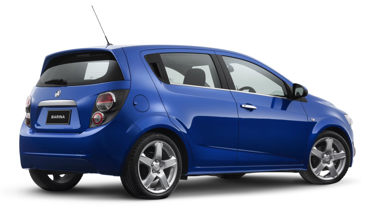 holden barina pictures #10