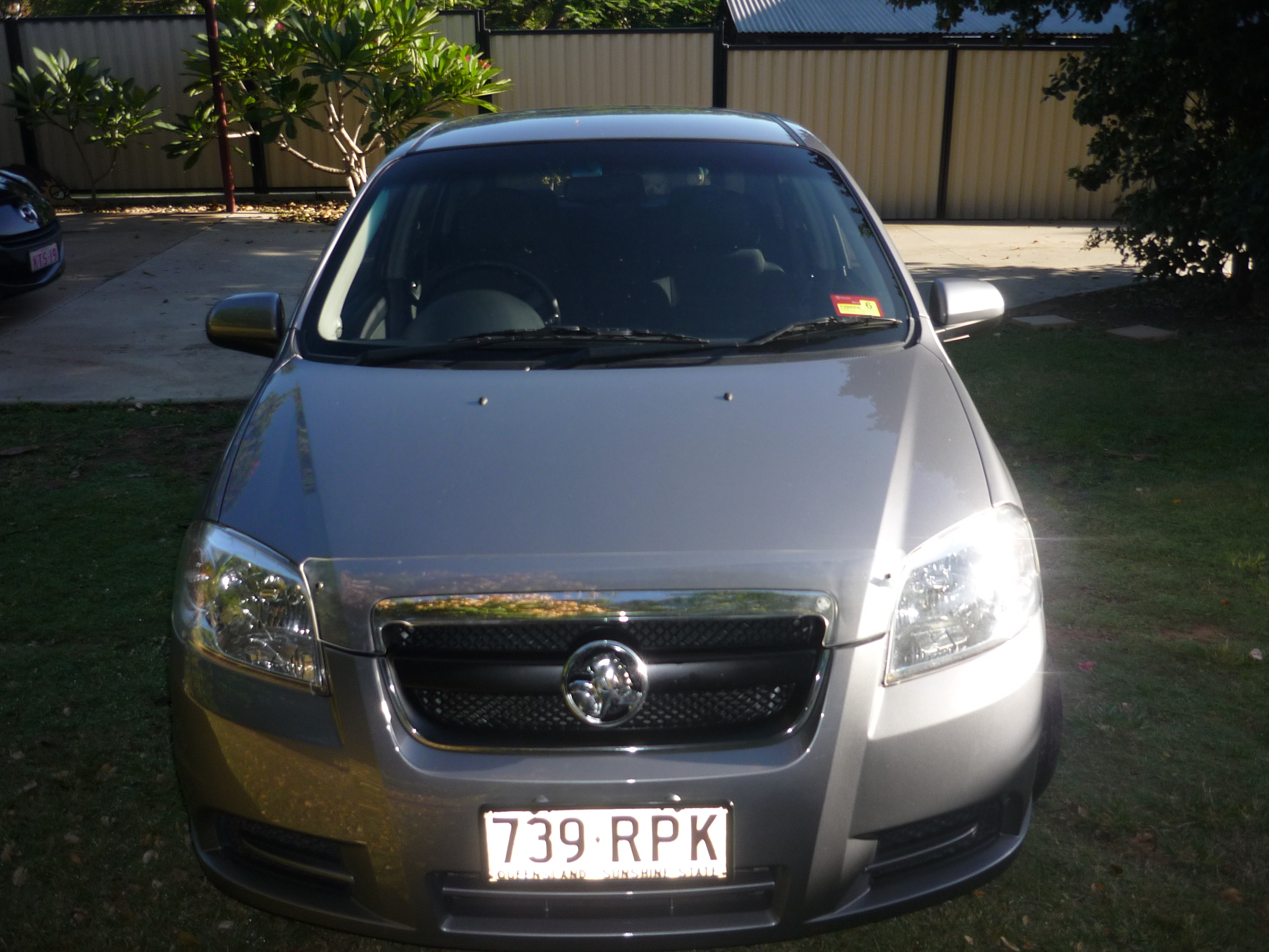 holden barina (tk) 2011 pictures #10