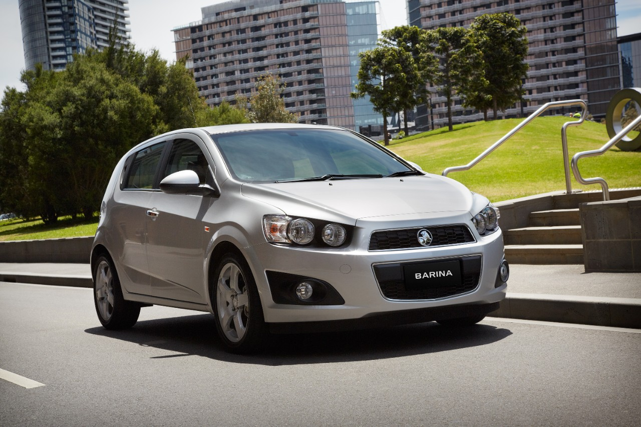 holden barina (tk) 2013 pictures