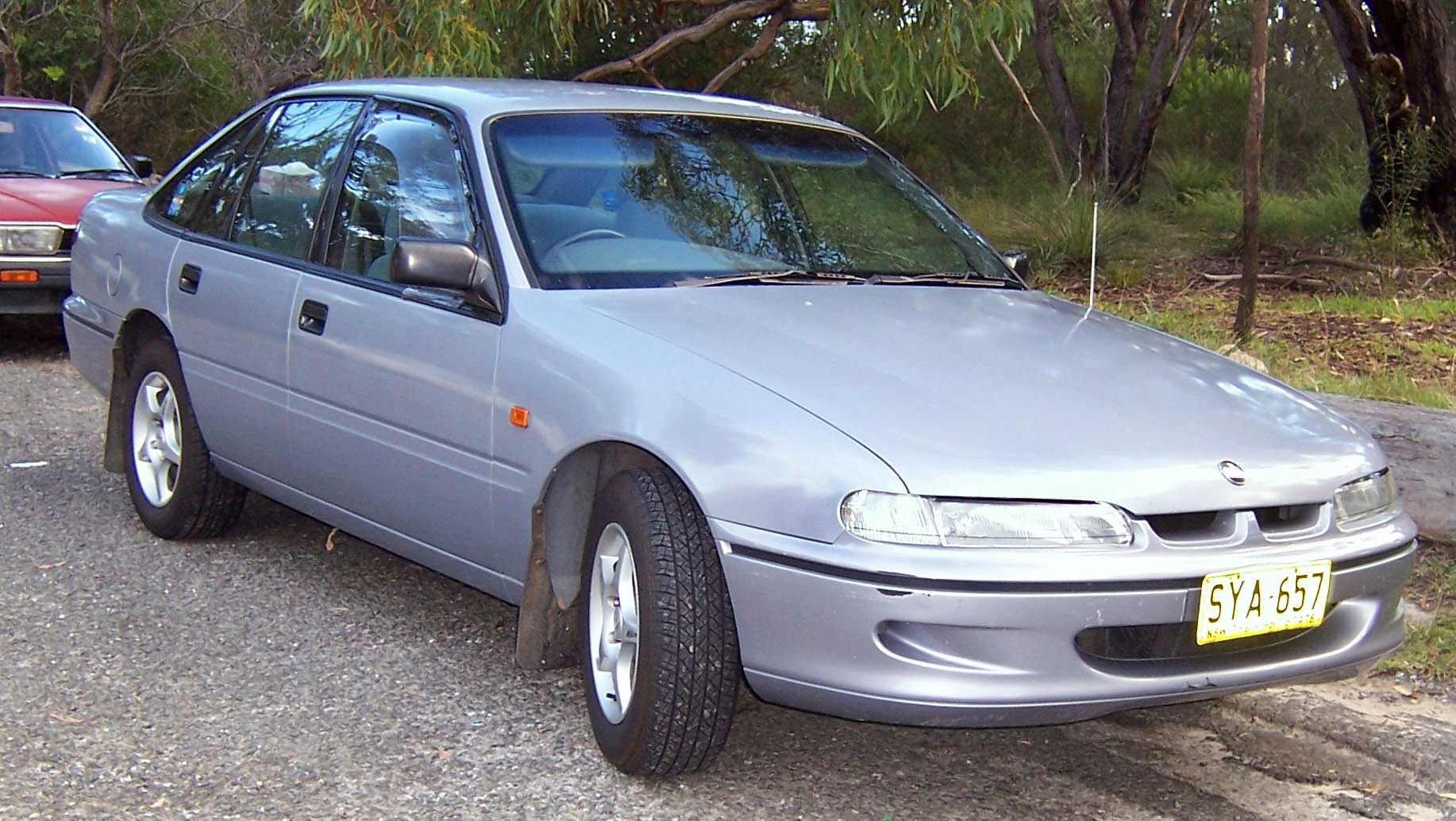 holden caprice 1994 images #8