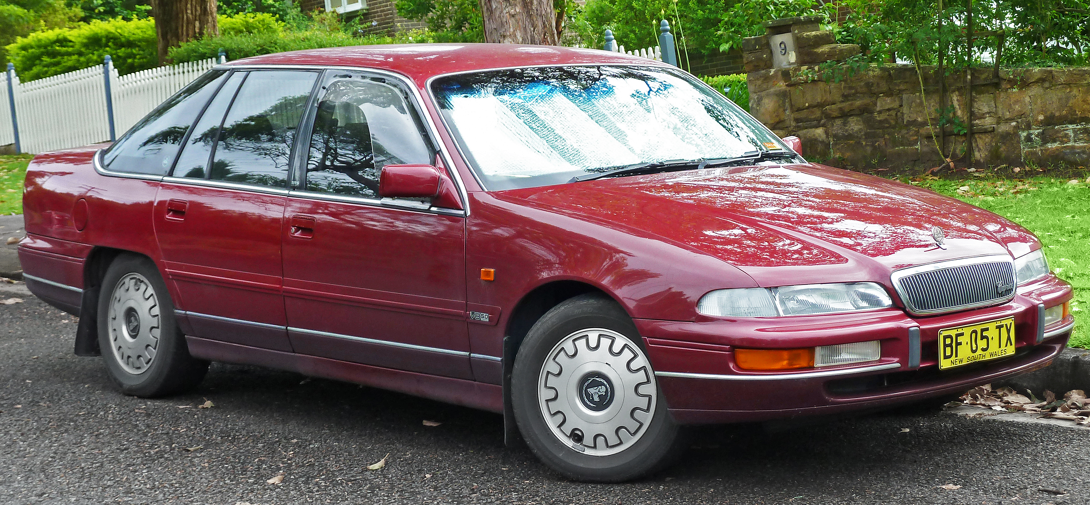 1995 Holden Caprice – pictures, information and specs - Auto