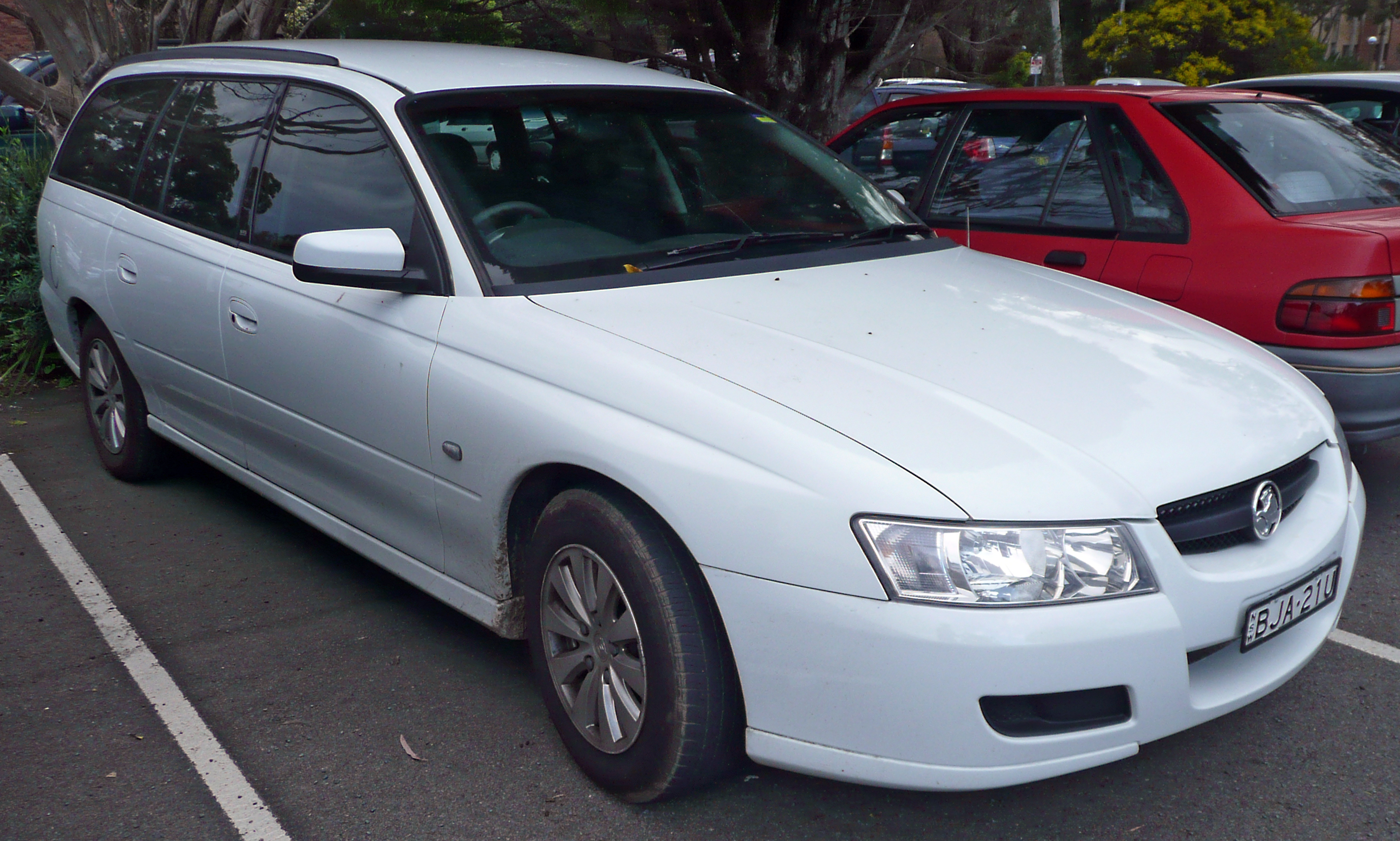 holden caprice (vh) 2005 pictures #7