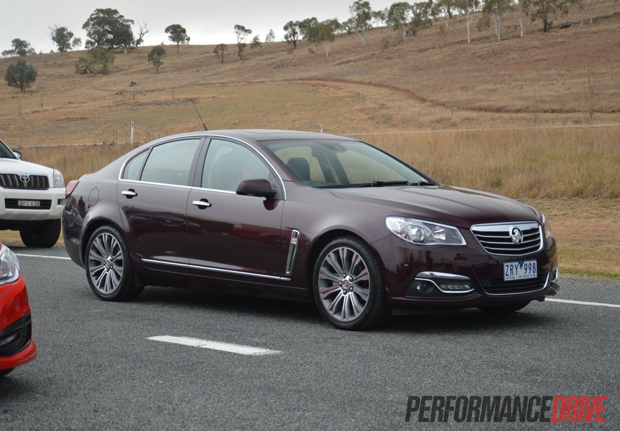 holden caprice (vh) 2014 images #8