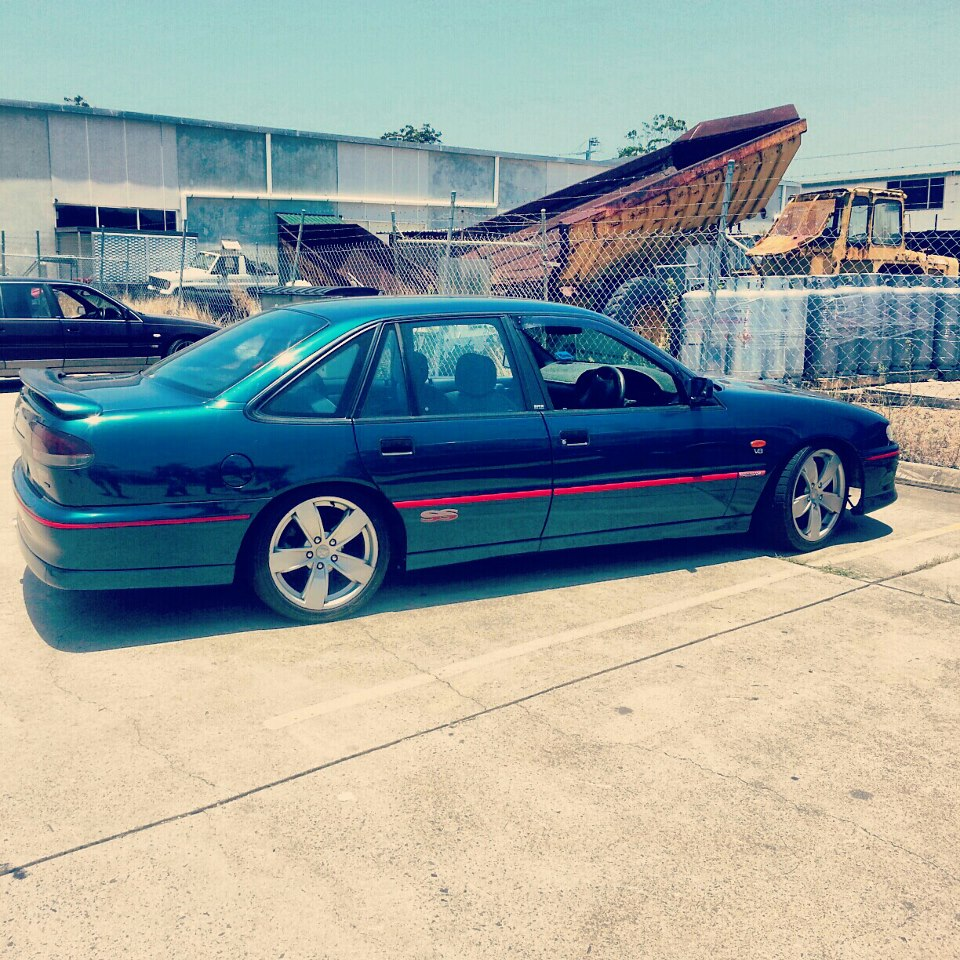 holden commodore 1996 #9