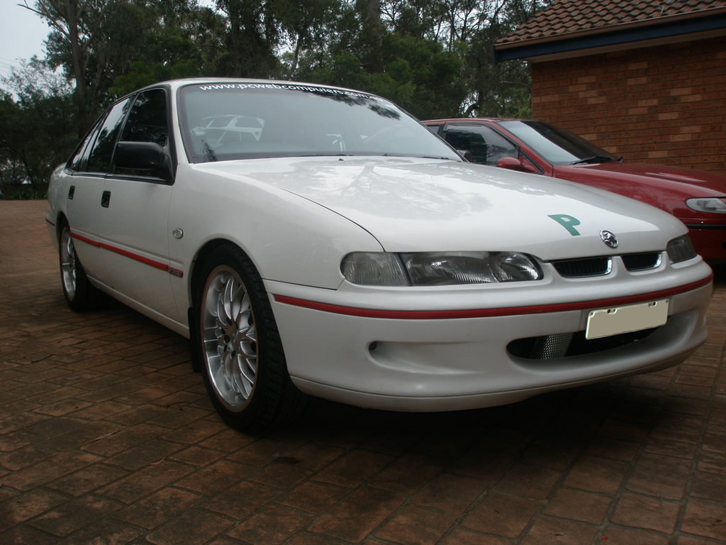 holden commodore 1996 models #14
