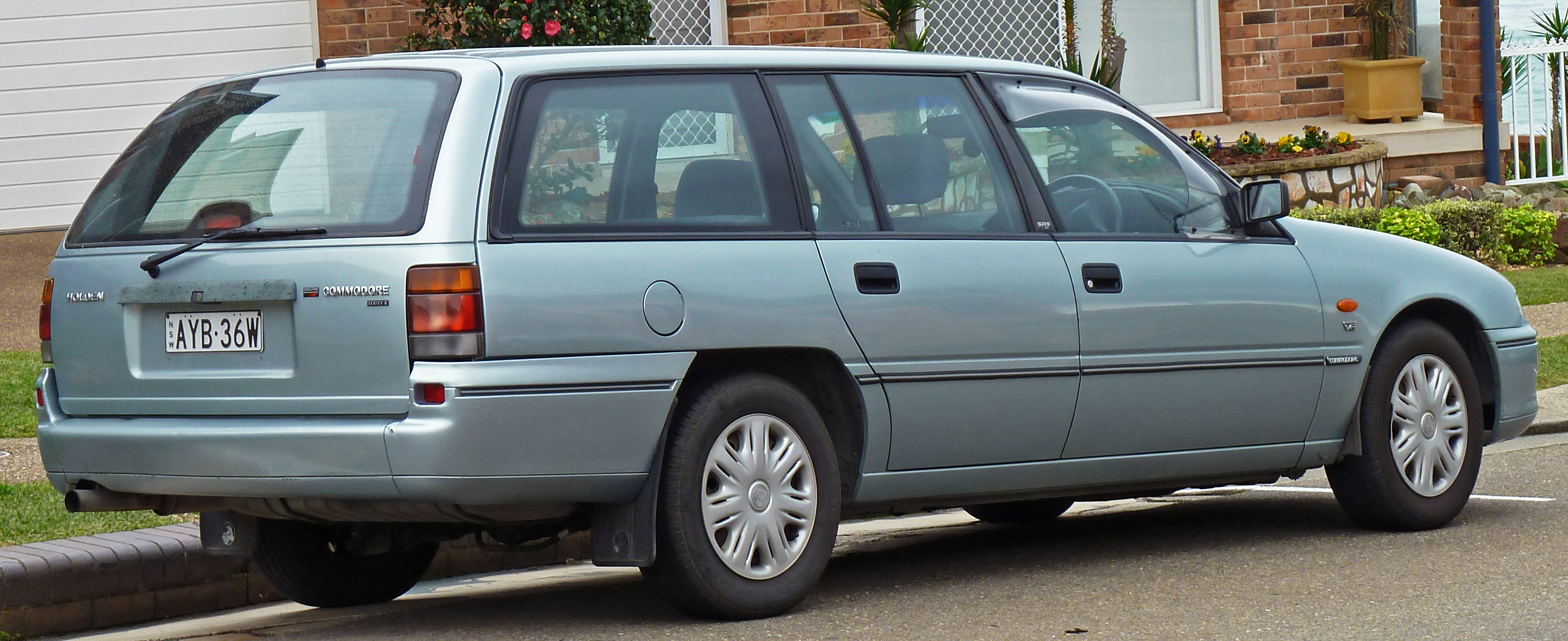 holden commodore 1996 pics #13