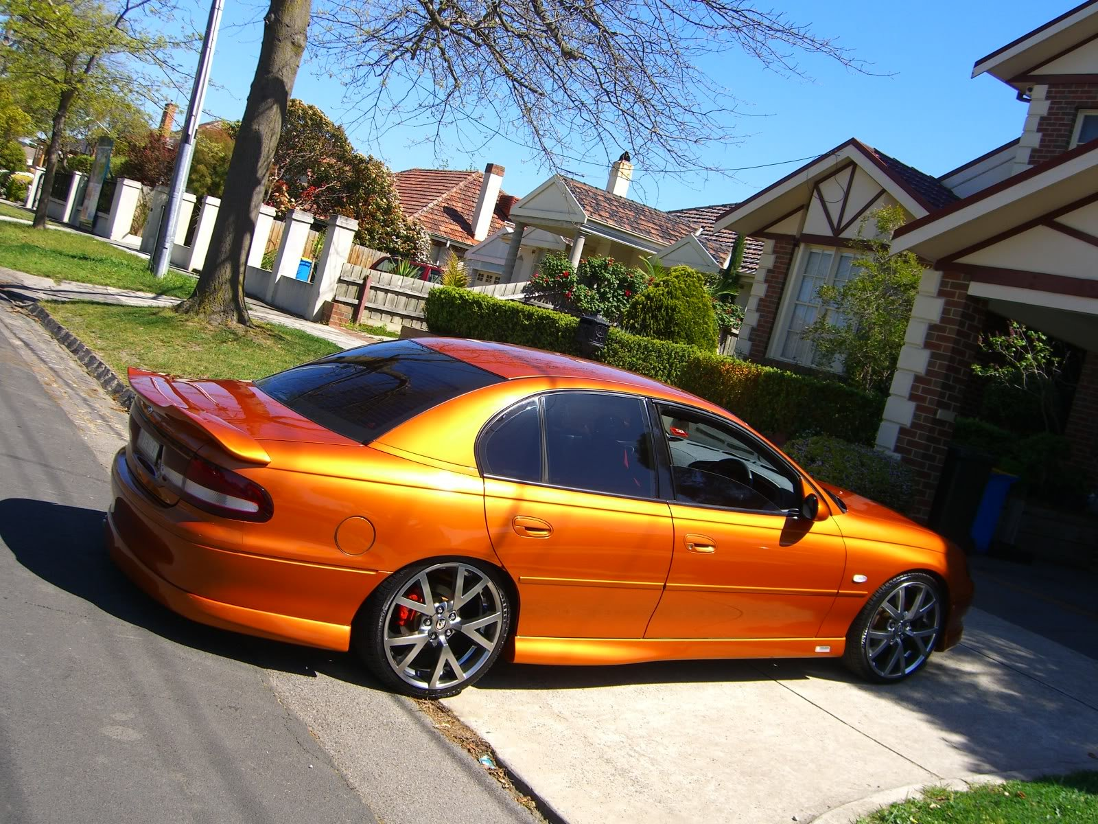 2003 Holden Commodore (vt) – pictures, information and specs