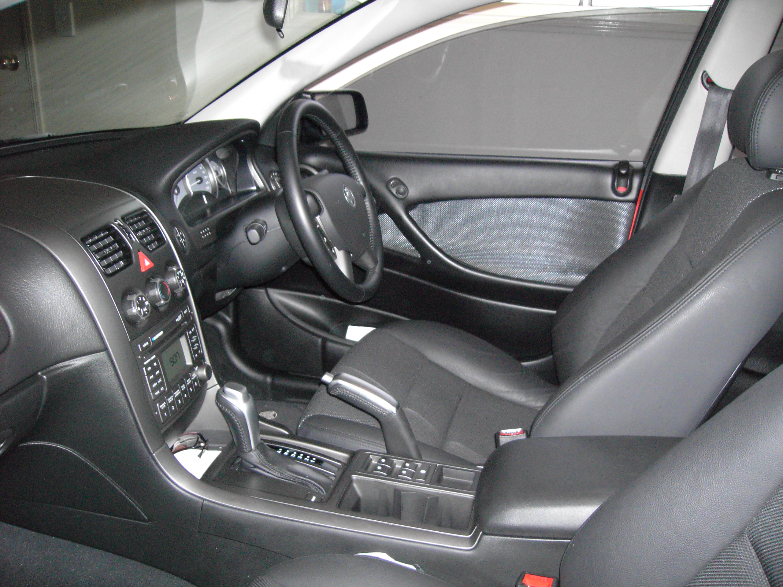 holden commodore (vt) 2005 images #3